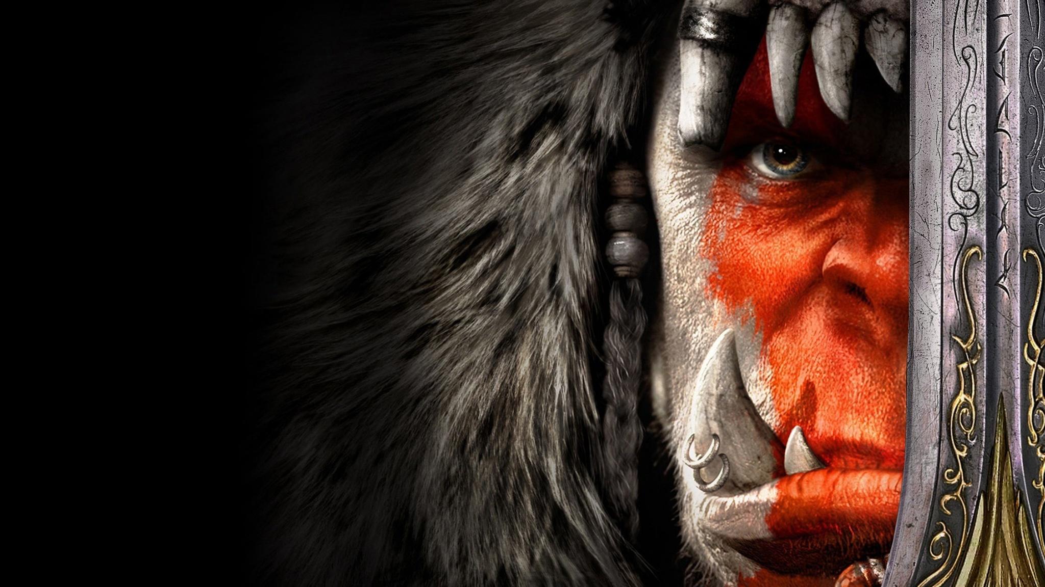 2048x1152 Durotan Orc Warcraft 2048x1152 Resolution Hd 4k