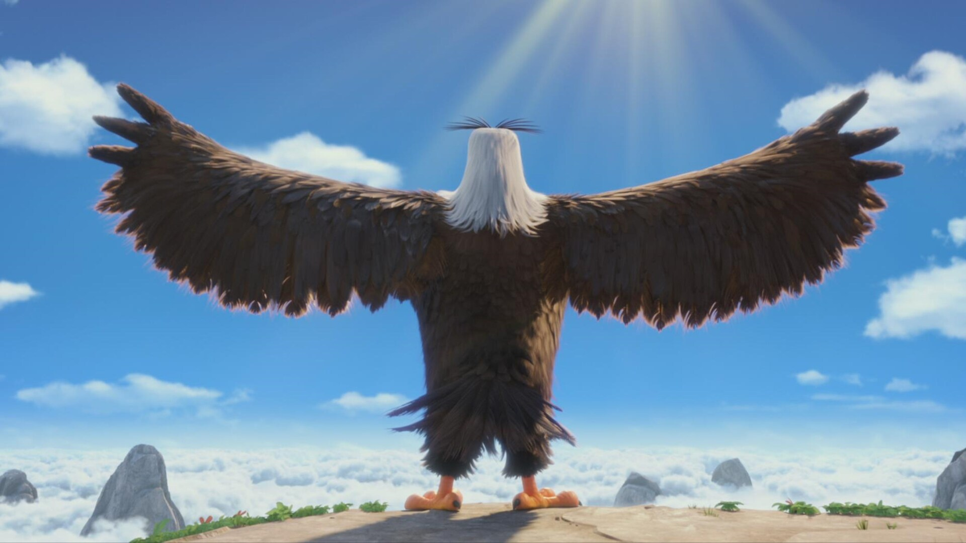 1920x1080 Eagle Angry Birds Movie Laptop Full HD 1080P HD ...