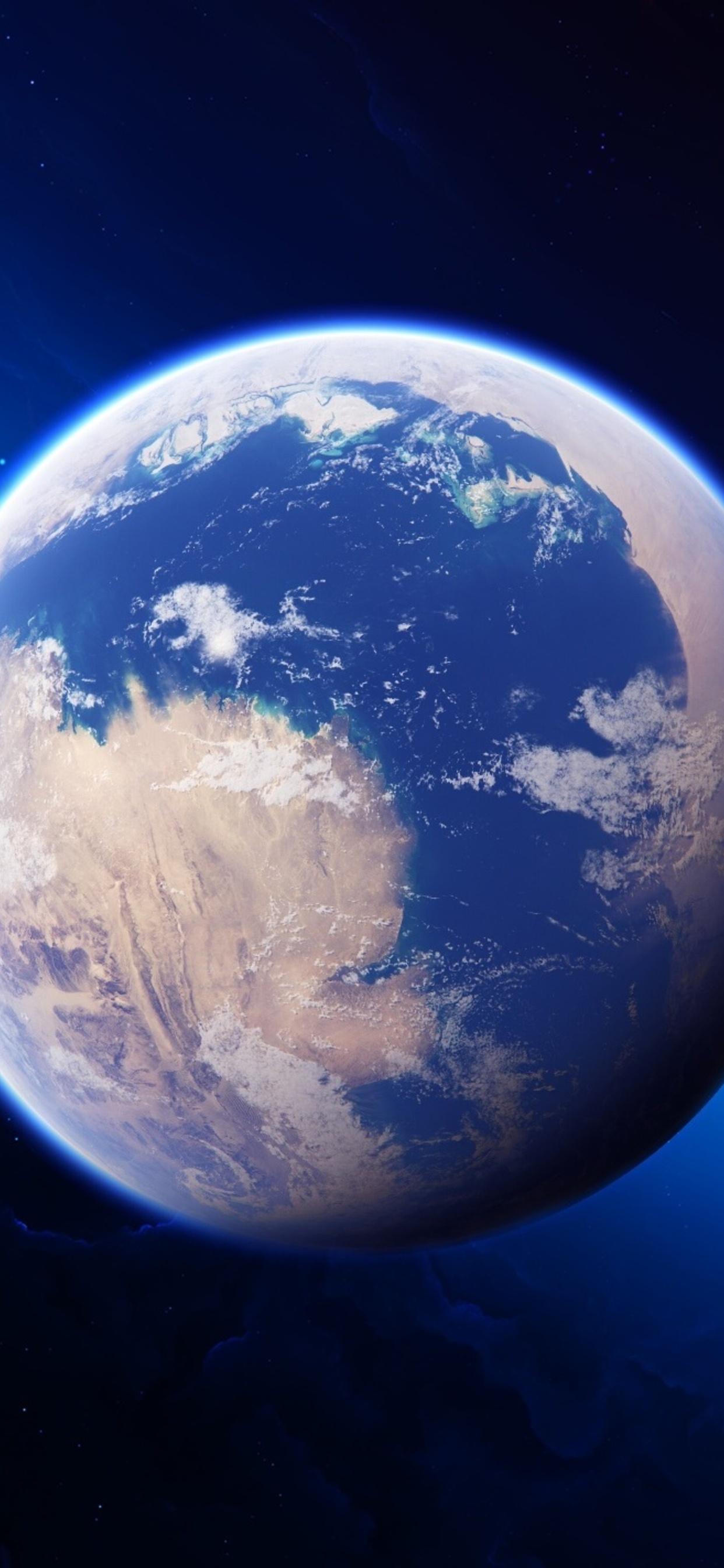 Iphone Wallpaper 4k Earth
