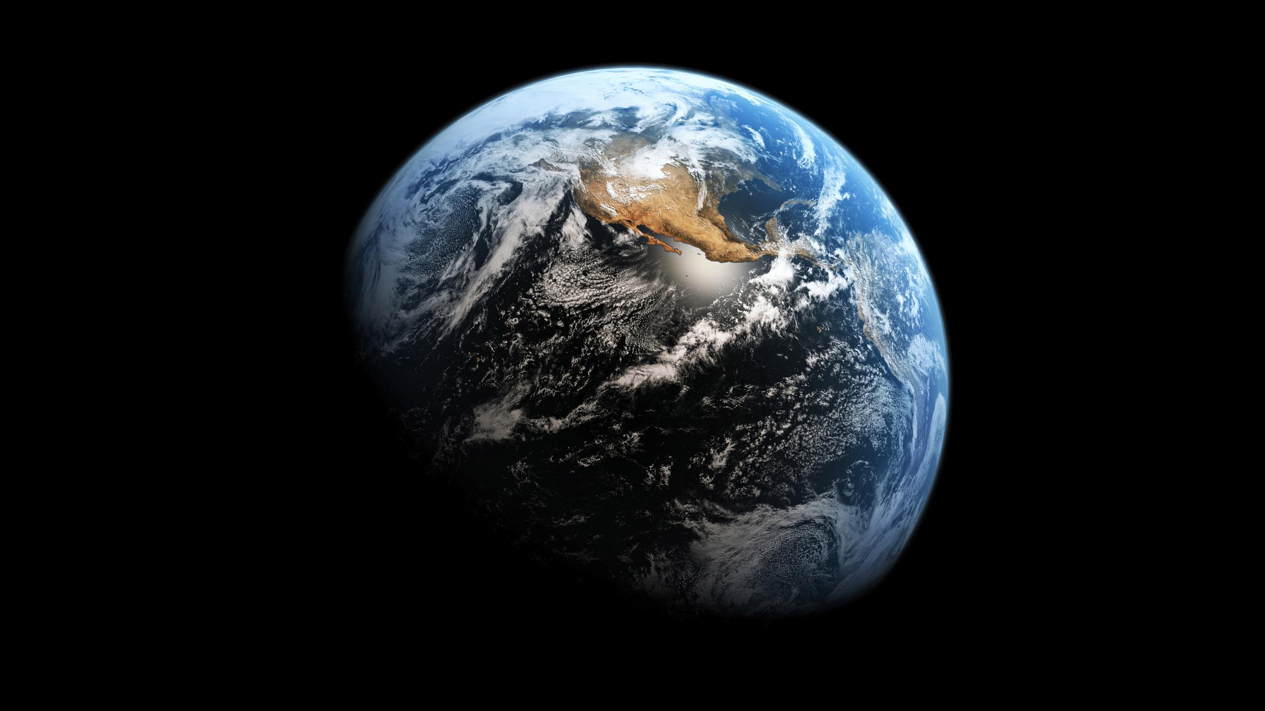 2560x1440 Earth Planet 4k 1440P Resolution HD 4k ...