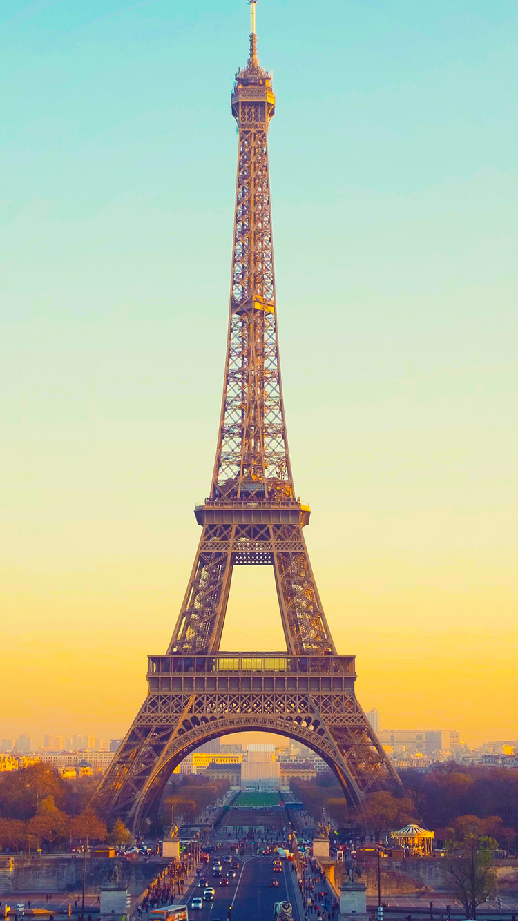 750x1334 Eiffel Tower Hd Iphone 6 Iphone 6s Iphone 7 Hd 4k