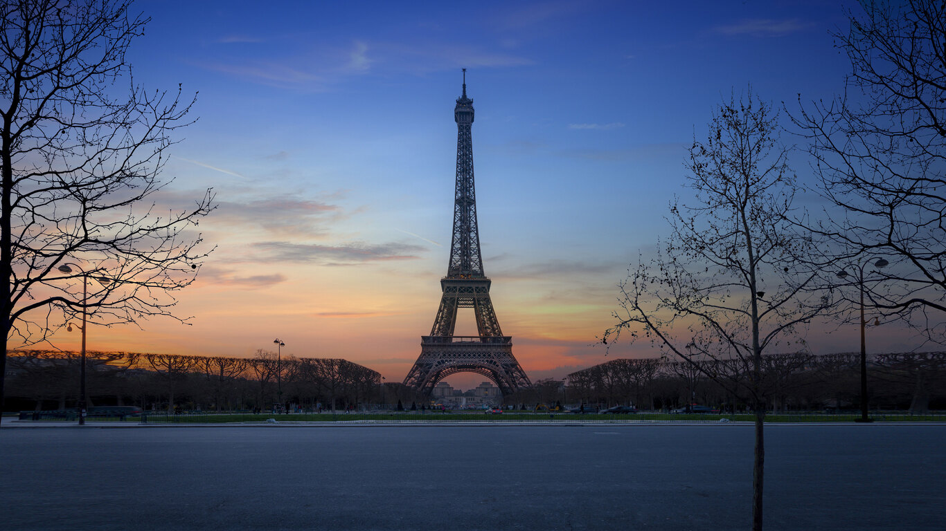 1366x768 Eiffel Tower Paris 1366x768 Resolution Hd 4k Wallpapers