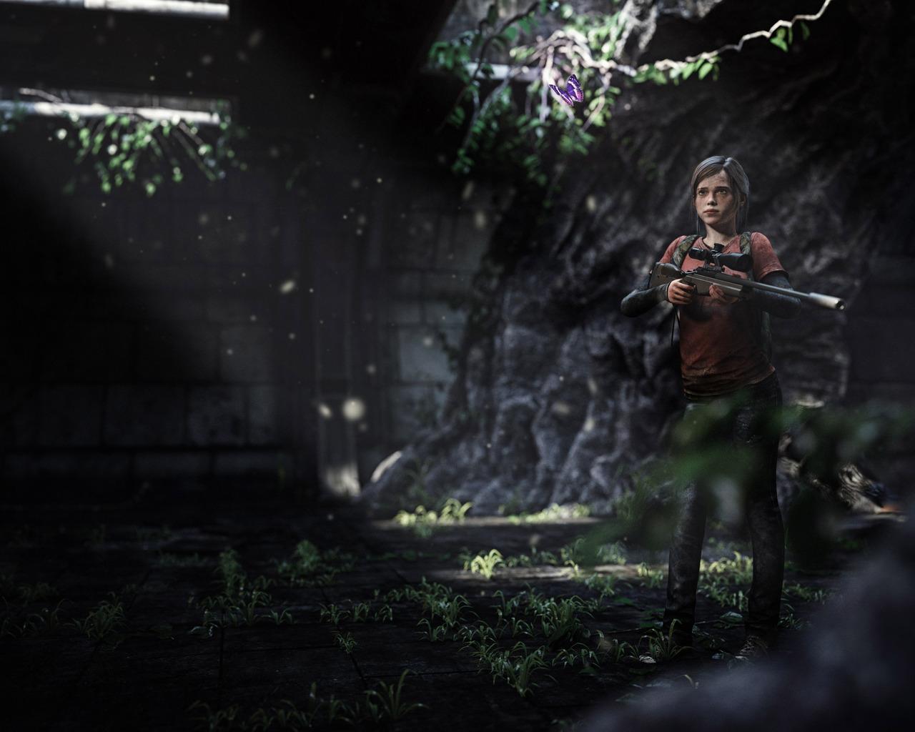 1280x1024 Elle The Last Of Us 3d Art 1280x1024 Resolution Hd 4k