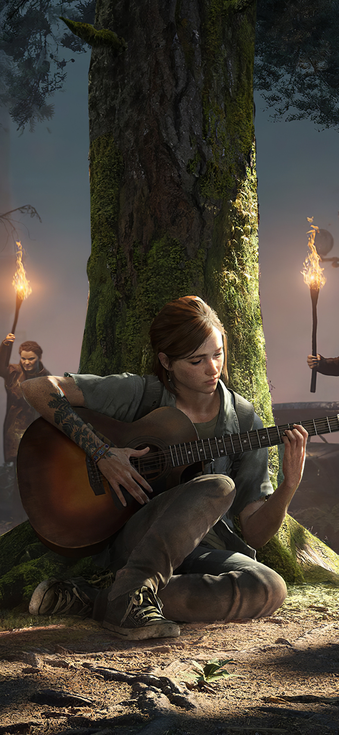 The Last Of Us Wallpaper Ellie The Last Of Us 2k Hd Wallpapers