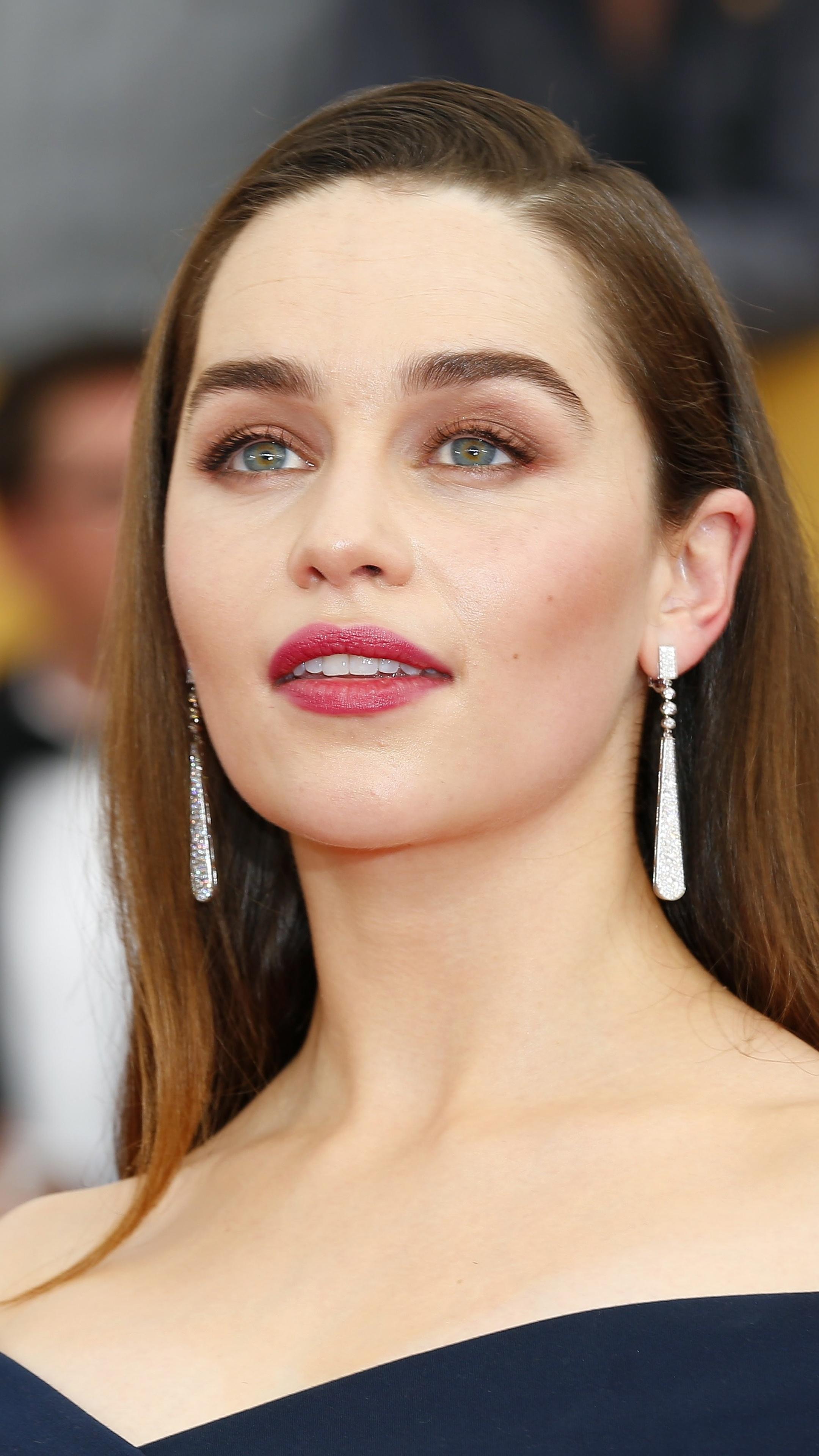 2160x3840 2019 Emilia Clarke Flaunt Magazine Sony Xperia X