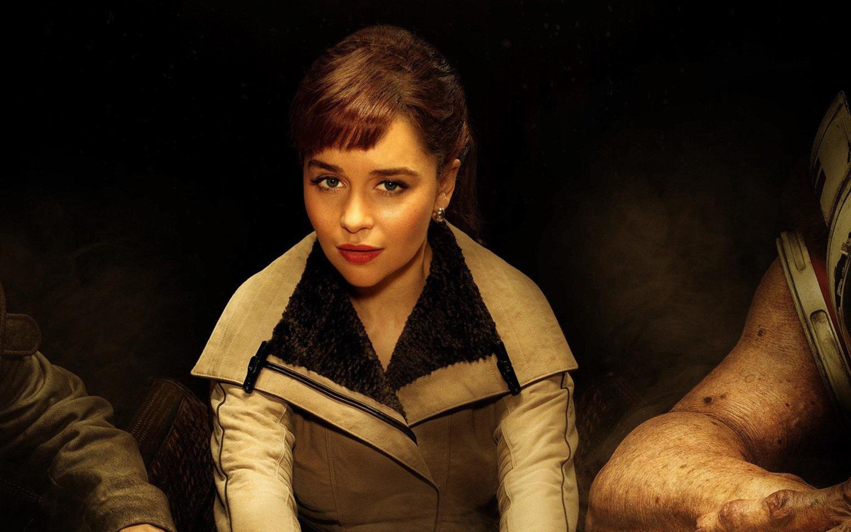 emilia clarke as qira solo a star wars story 2018 movie c3