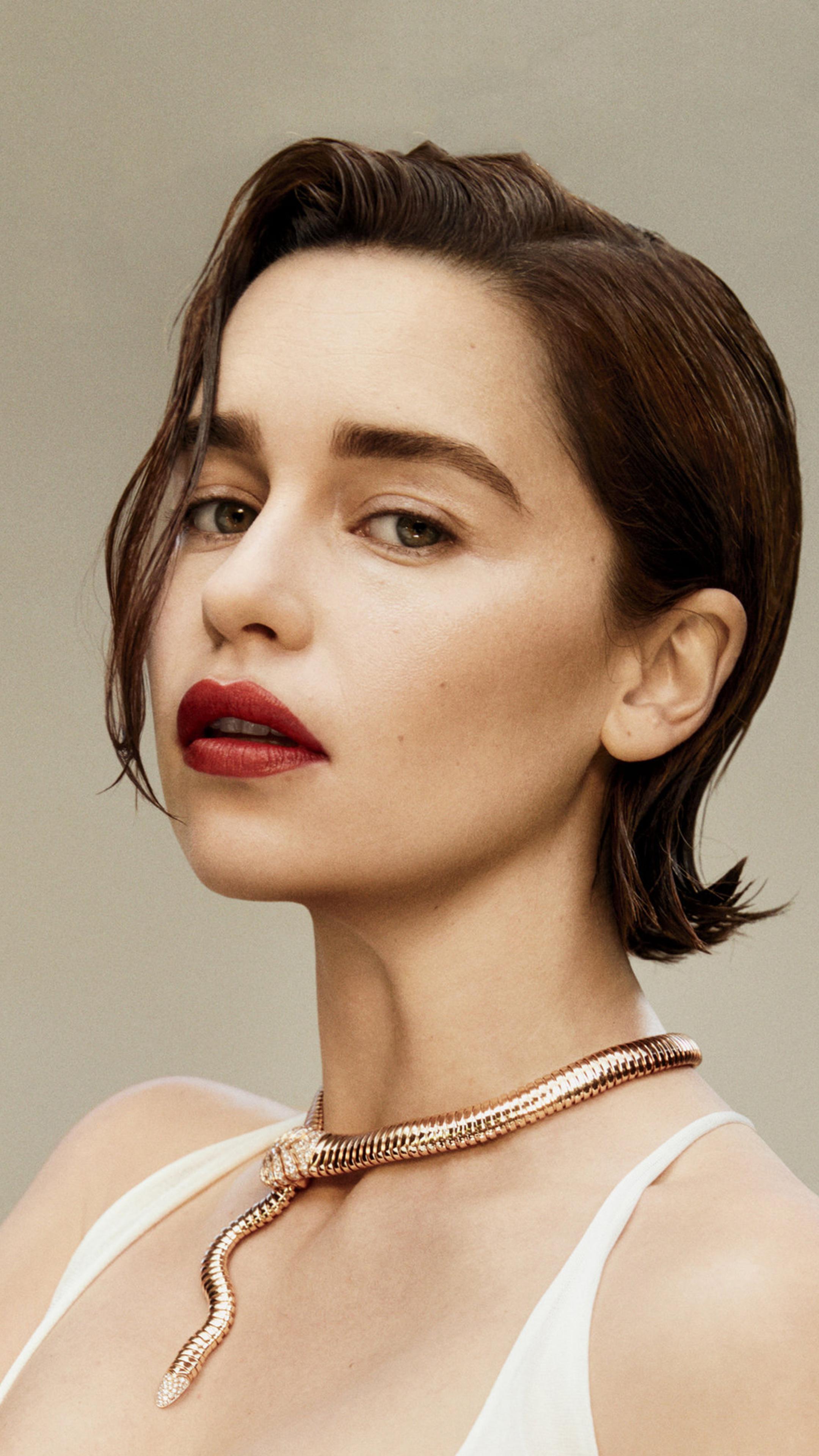 2160x3840 Emilia Clarke Glamour Sony Xperia X,XZ,Z5
