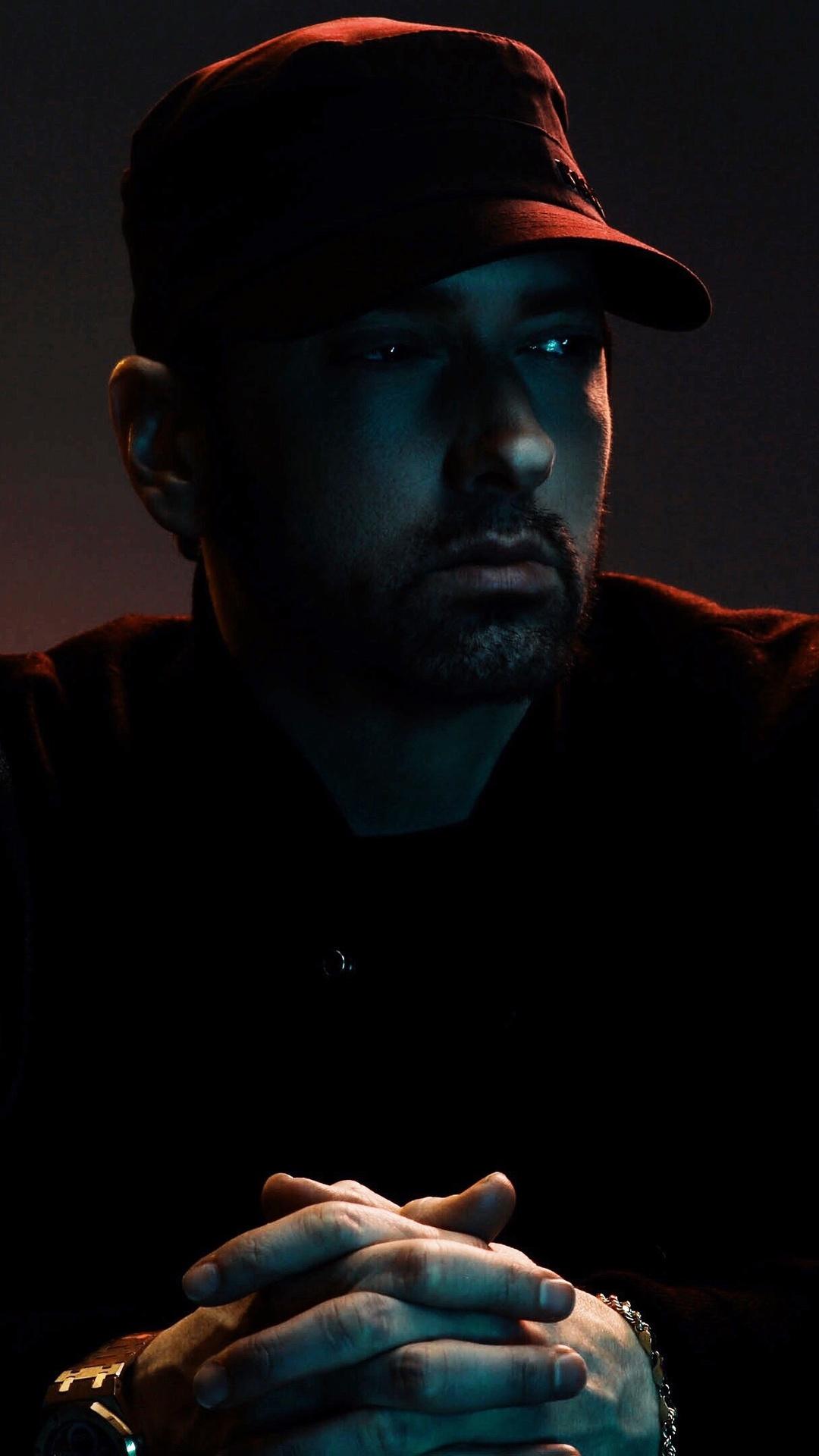 1080x1920 Eminem 4k 2018 Iphone 7,6s,6 Plus, Pixel xl ,One ...