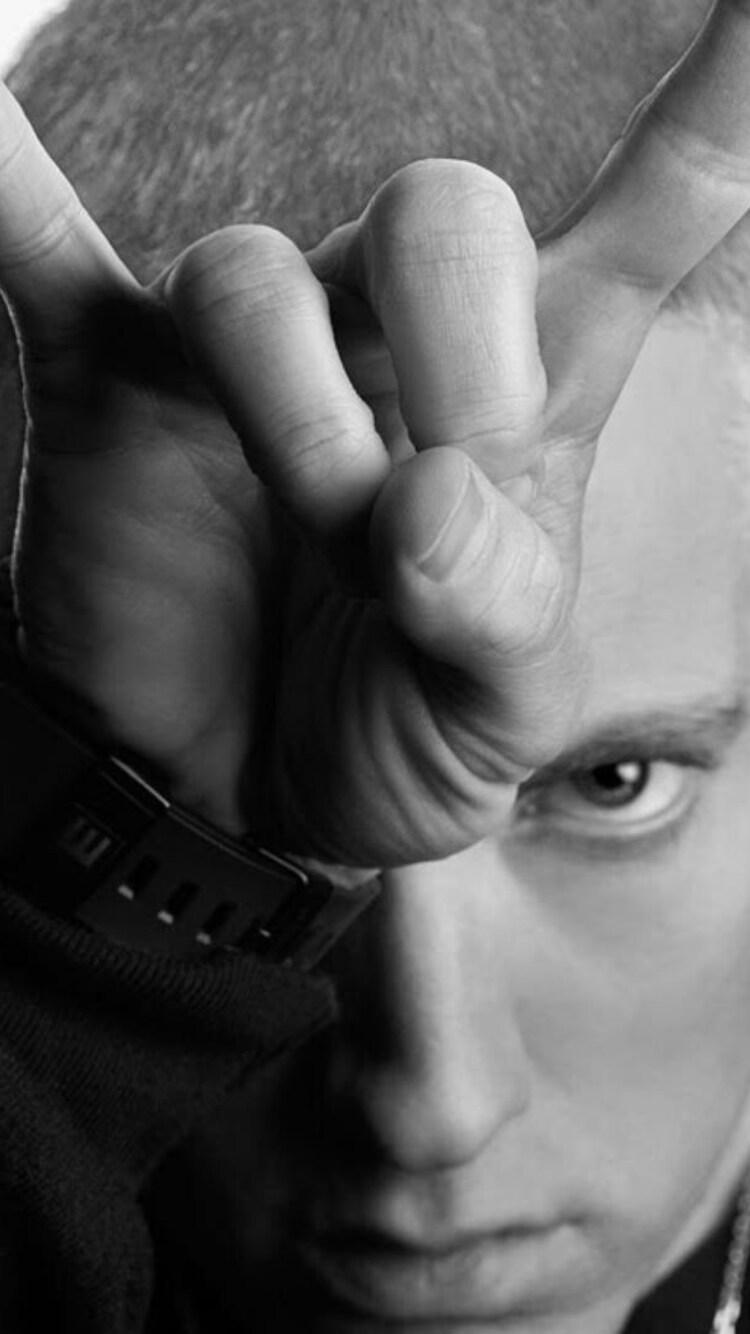 750x1334 Eminem Rapper Iphone 6 Iphone 6s Iphone 7 Hd 4k