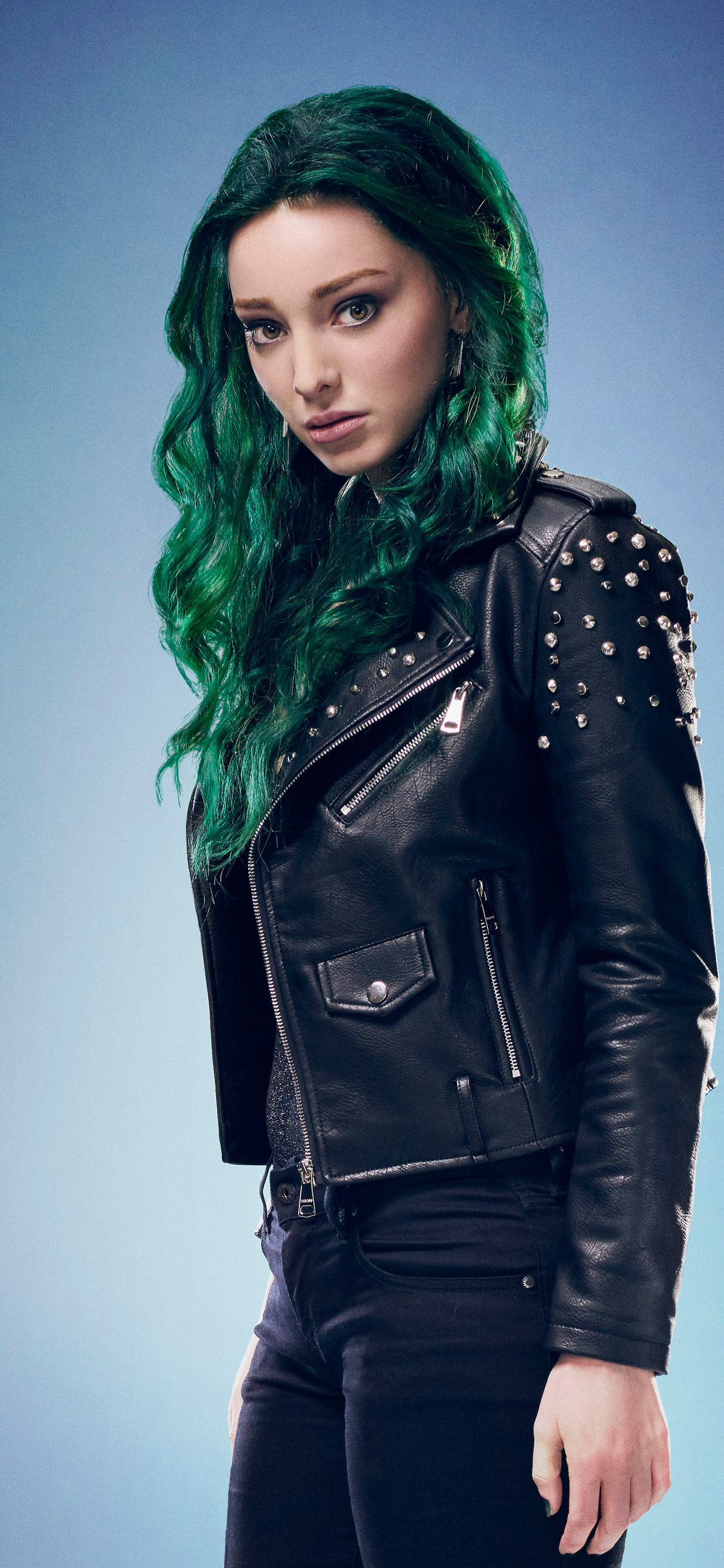 1125x2436 Emma Dumont As Polaris In The Gifted Season 2 2018