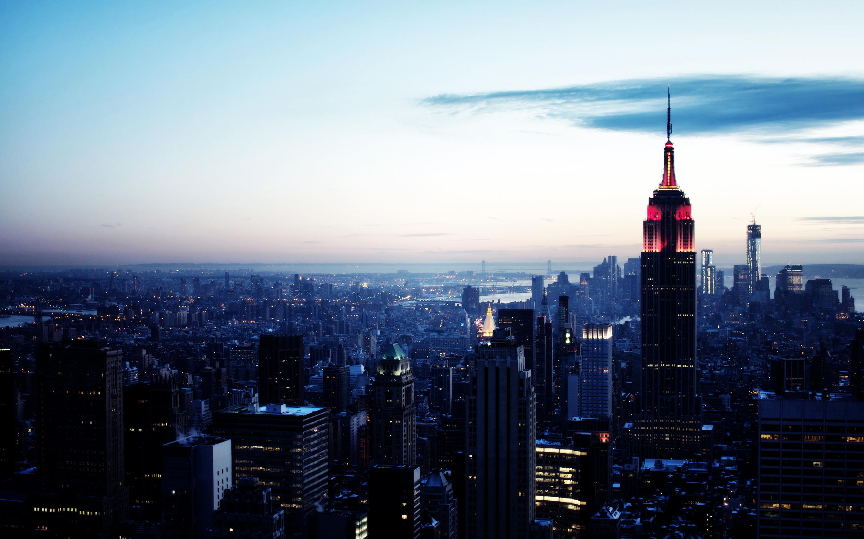 2880x1800 Empire State Building New York 4k Macbook Pro