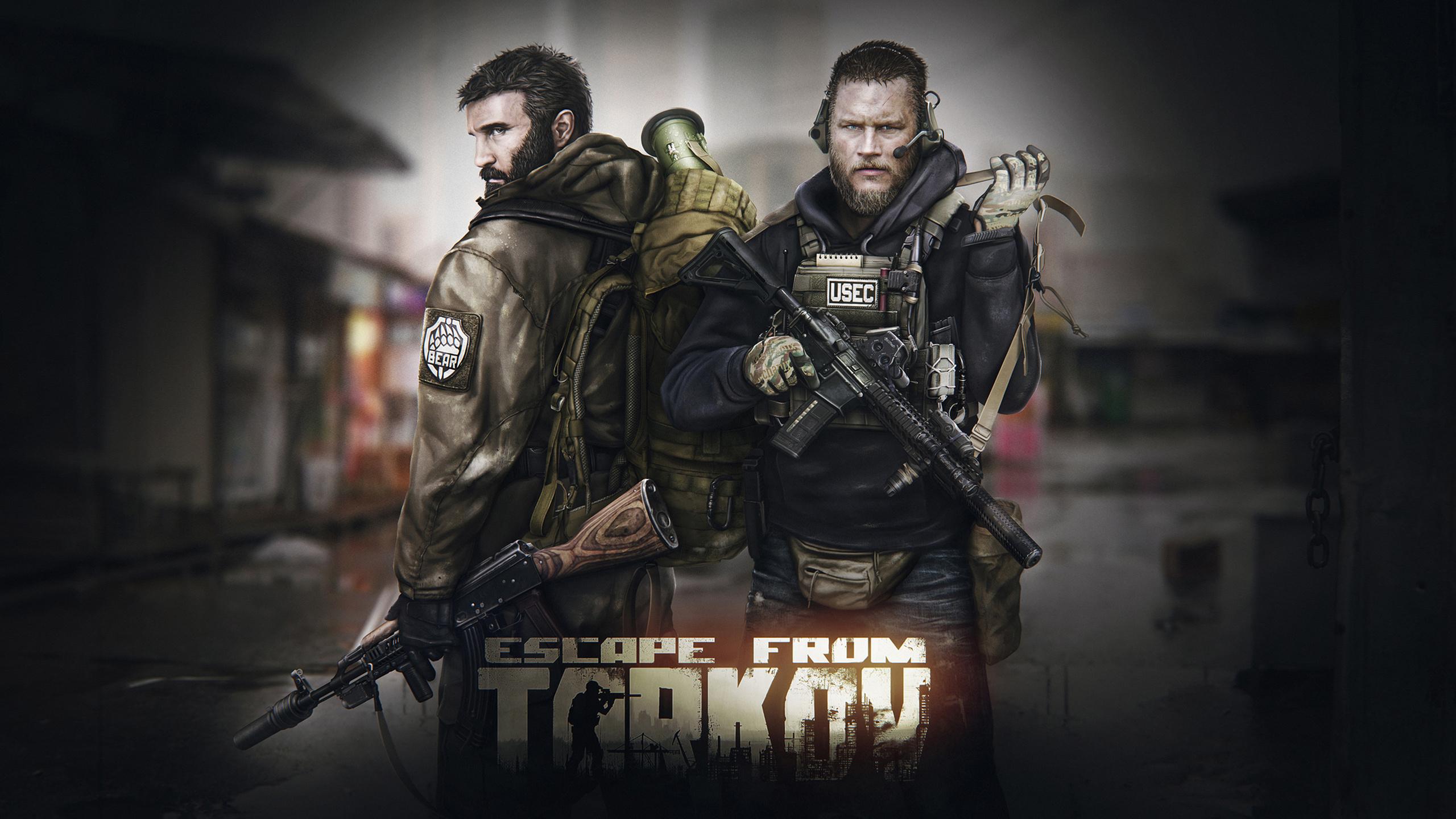 2560x1440 escape from tarkov