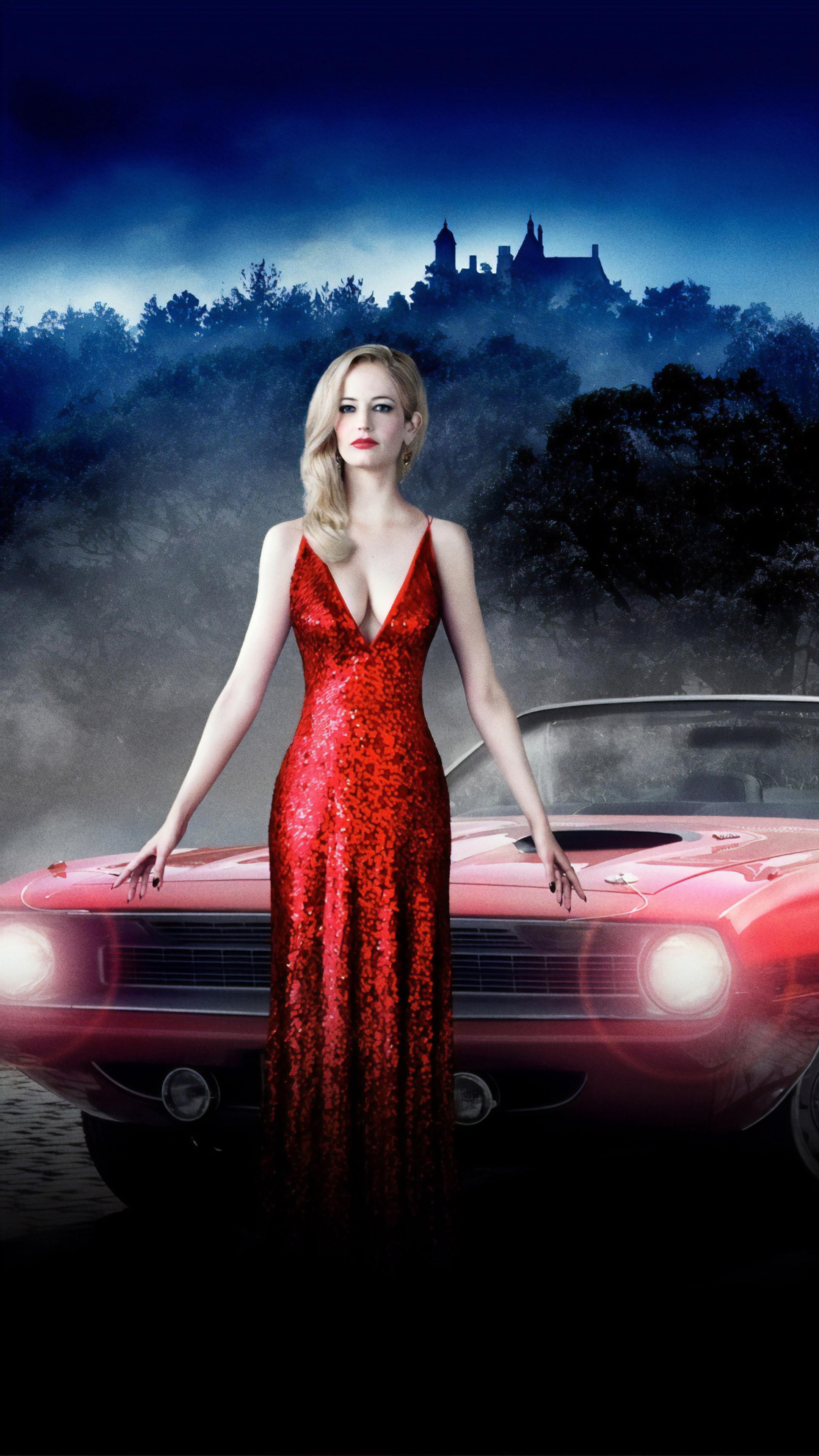 2160x3840 Eva Green In Dark Shadows Movie Sony Xperia X,XZ
