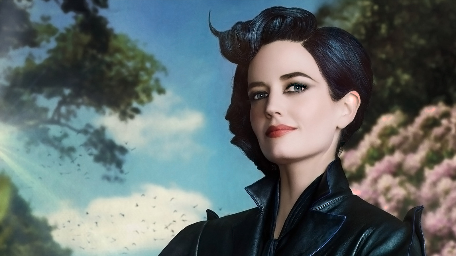 1600x900 Eva Green Miss Peregrines Home For Peculiar Children