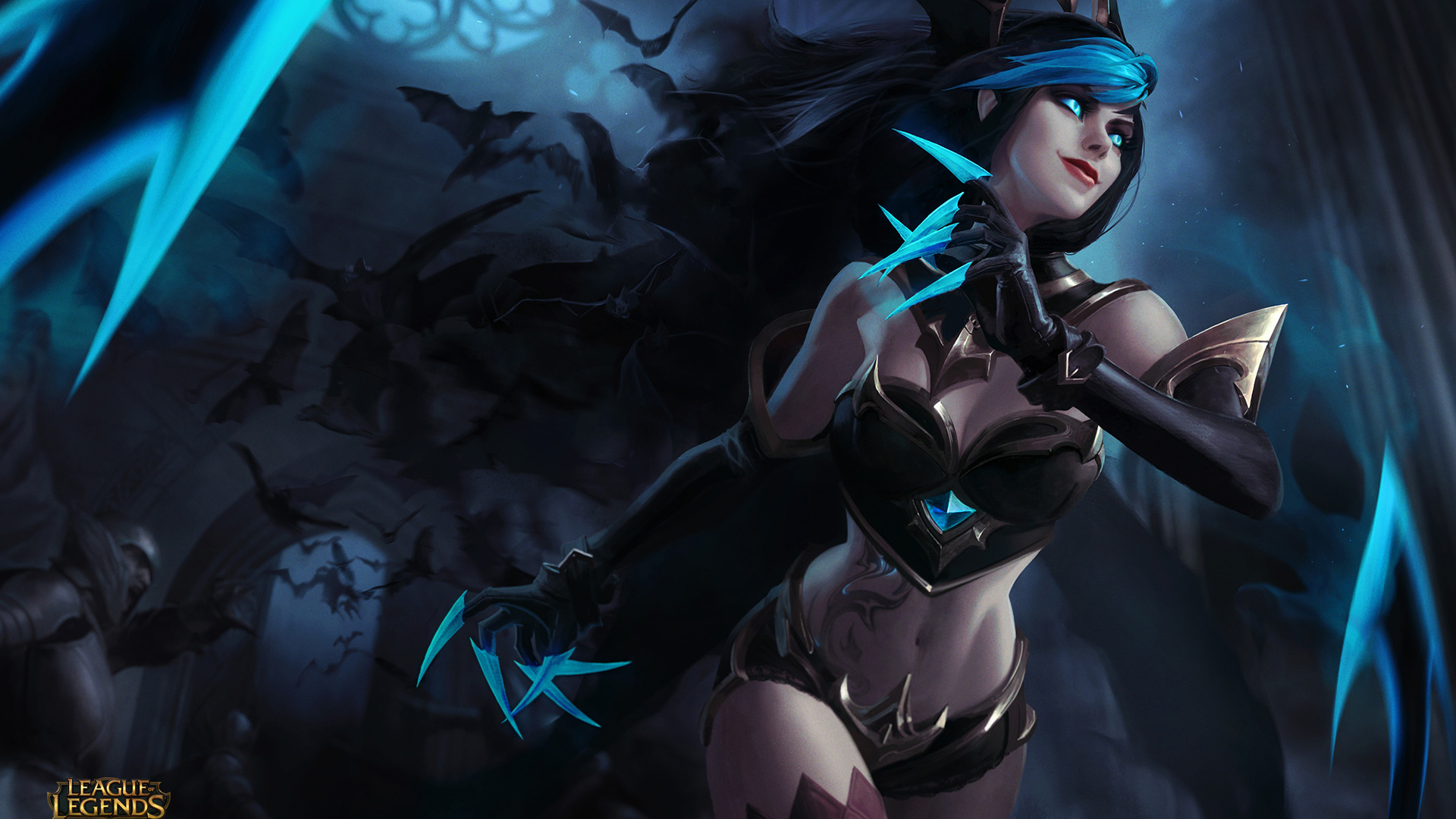 1920x1080 evelynn league of legends laptop full hd 1080p