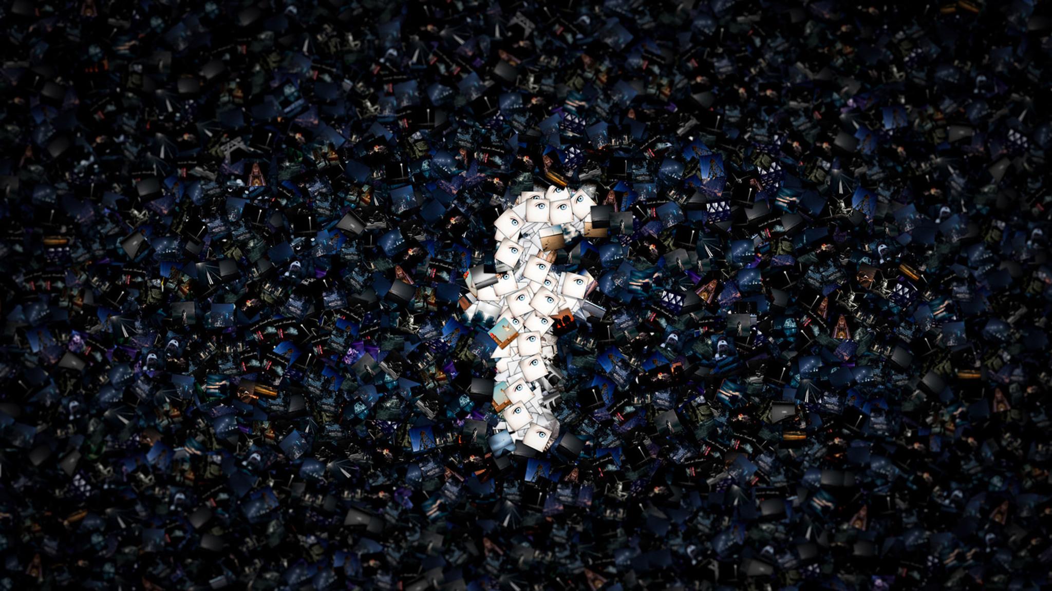 Facebook Digital Art Po