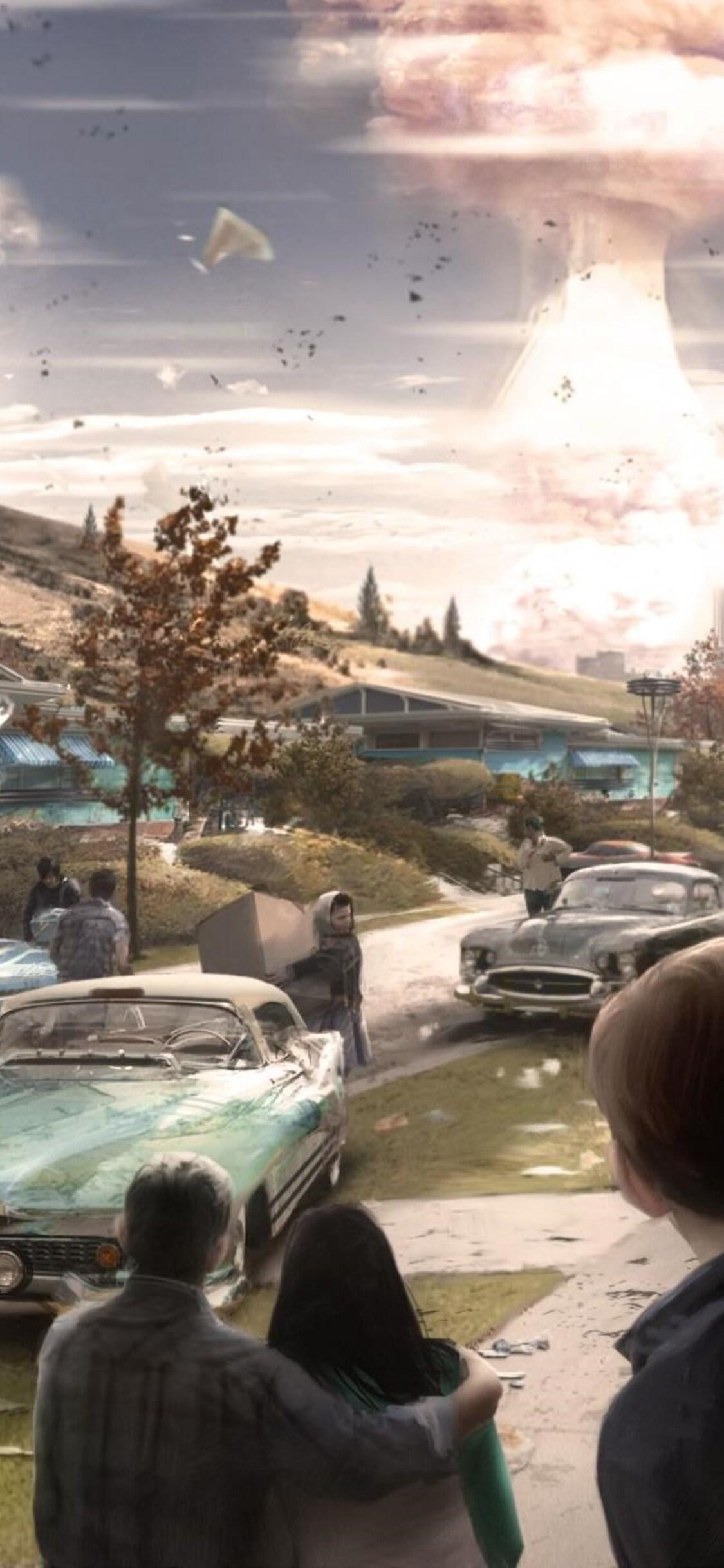 Fallout 4 Wallpaper Iphone X Kadada Org