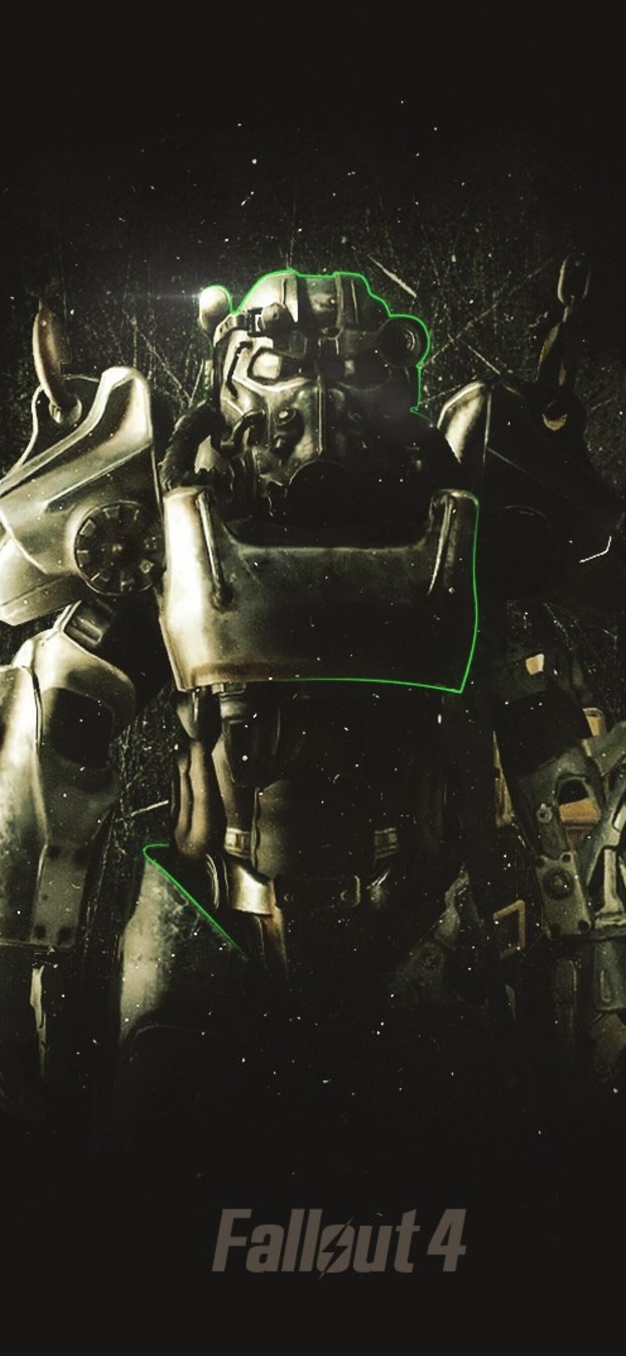 1242x2688 Fallout 4 Hd Iphone Xs Max Hd 4k Wallpapers