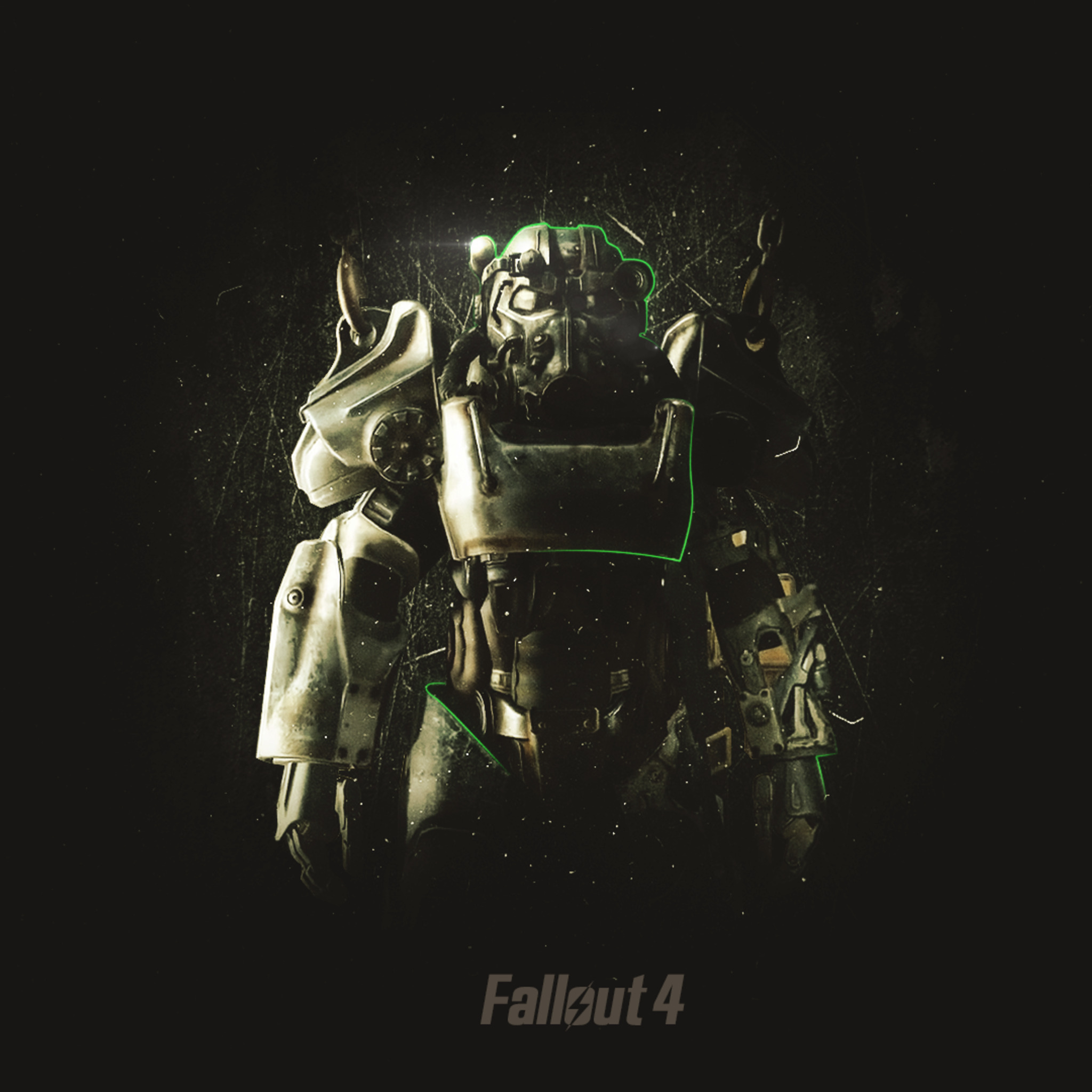Fallout 4 Wallpaper Hd: 2048x2048 Fallout 4 HD Ipad Air HD 4k Wallpapers, Images