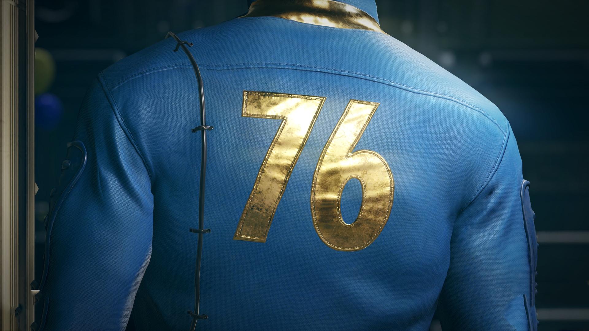 1920x1080 Fallout 76 L...Y Logo 3d