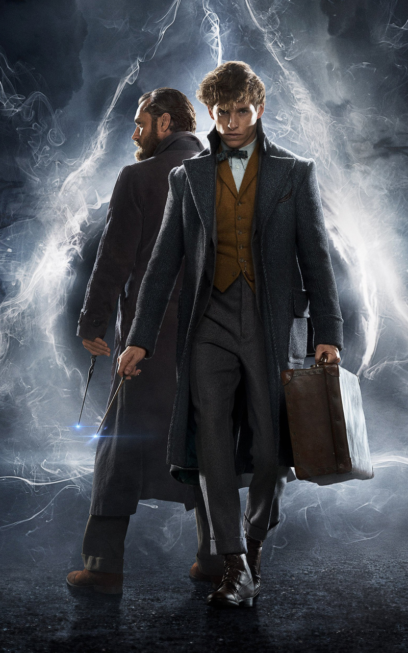 Fantastic Beasts: The Crimes of Grindelwald Fantastic-beasts-2-4k-dp-800x1280