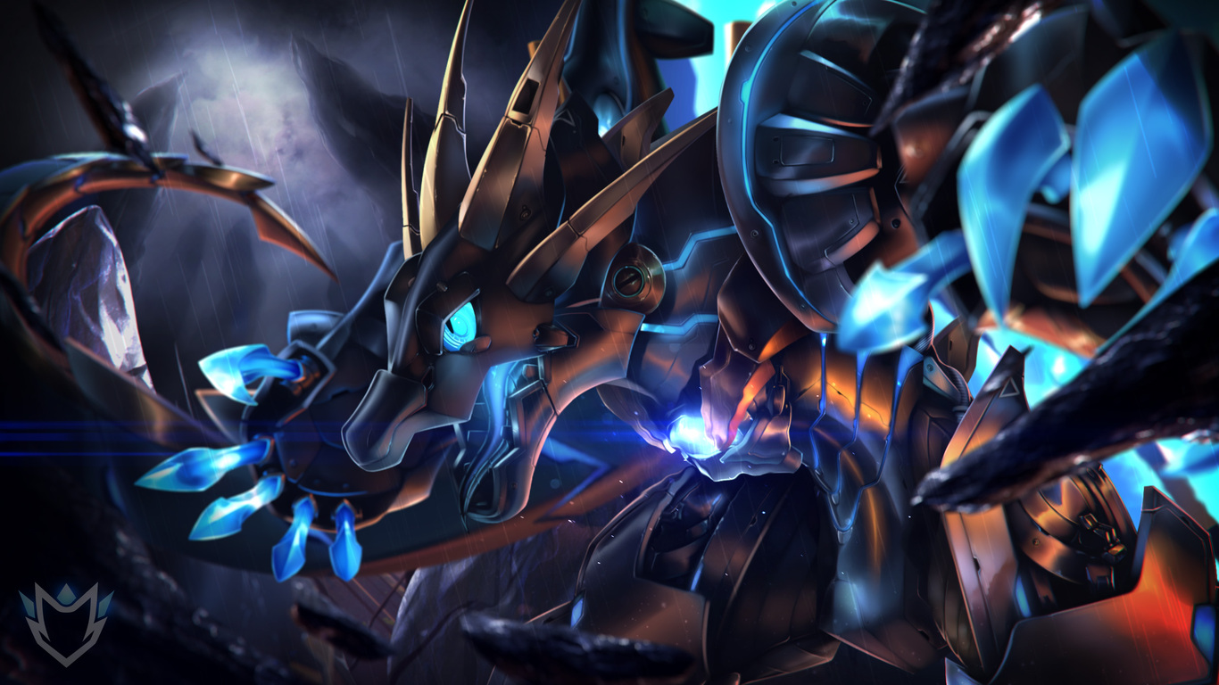 1366x768 Fantasy Dragon Mecha 1366x768 Resolution Hd 4k Wallpapers Images Backgrounds Photos And Pictures