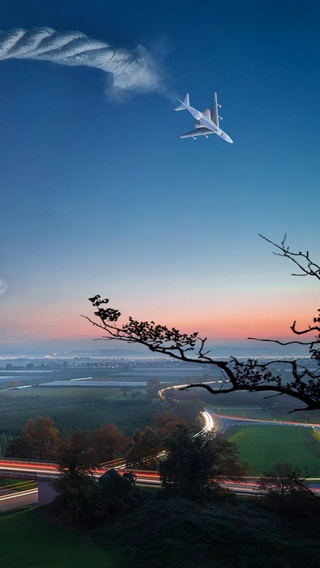 fantasy-landscape-aircraft-twilight-f1.jpg