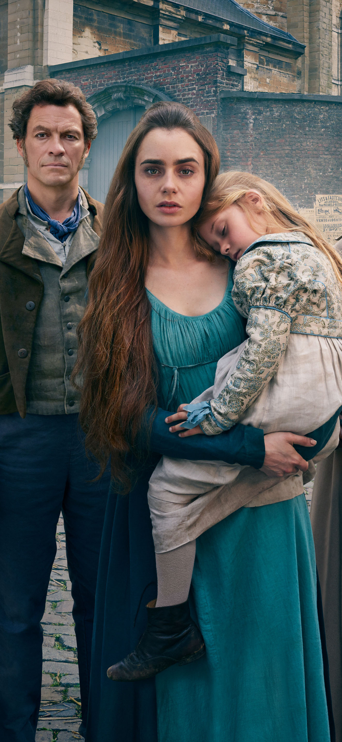 1125x2436 Fantine As Lily Collins In Les Miserables Iphone Xs Iphone 10 Iphone X Hd 4k Wallpapers Images Backgrounds Photos And Pictures