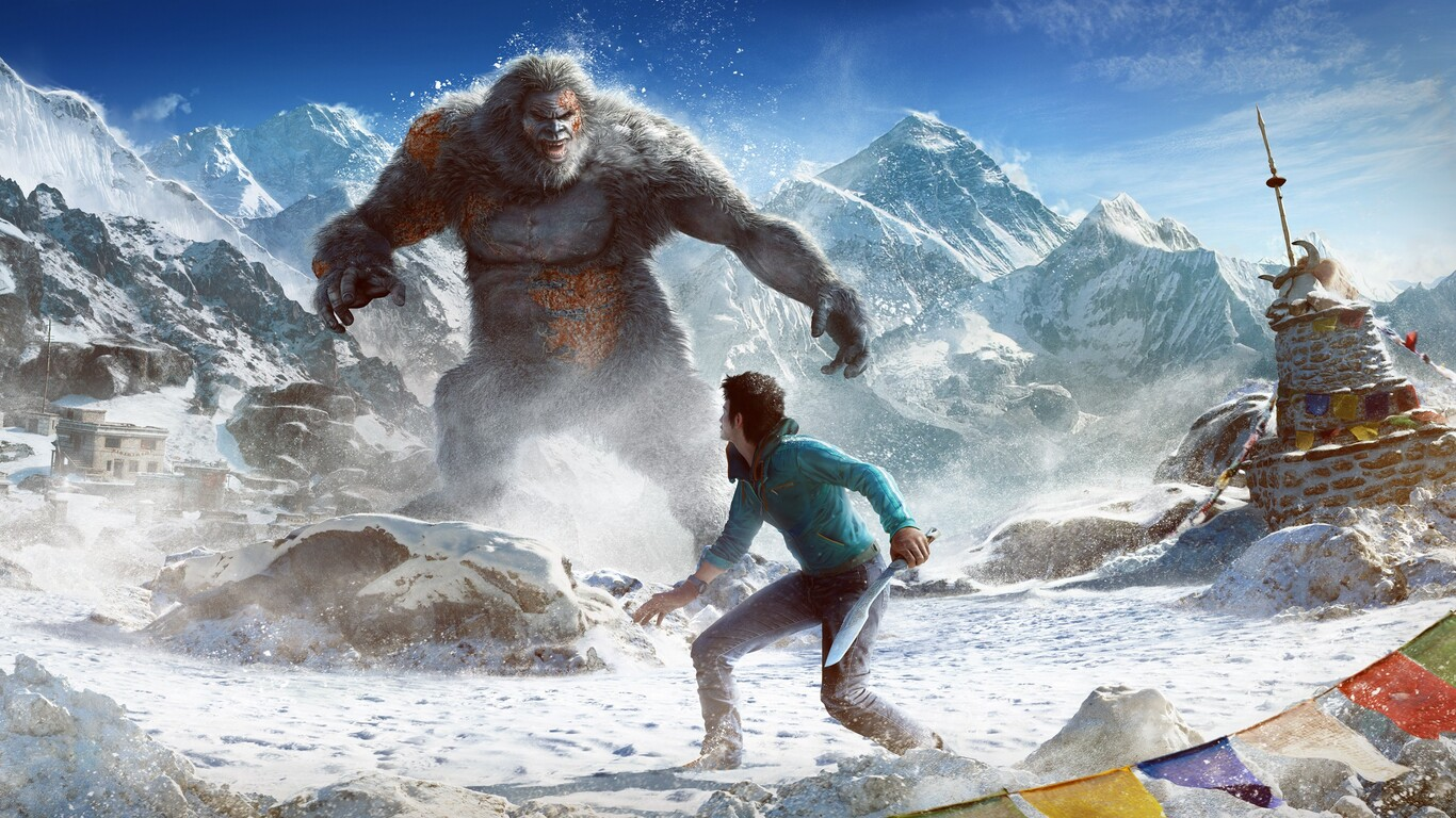 1366x768 Far Cry 4 1366x768 Resolution HD 4k Wallpapers, Images,  Backgrounds, Photos and Pictures