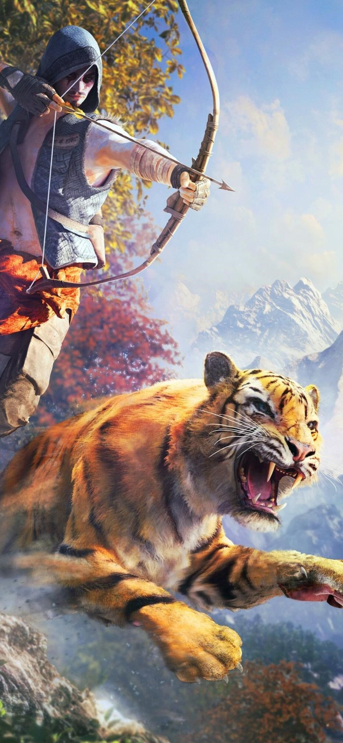 1125x2436 Far Cry 4 Game Iphone Xs Iphone 10 Iphone X Hd 4k