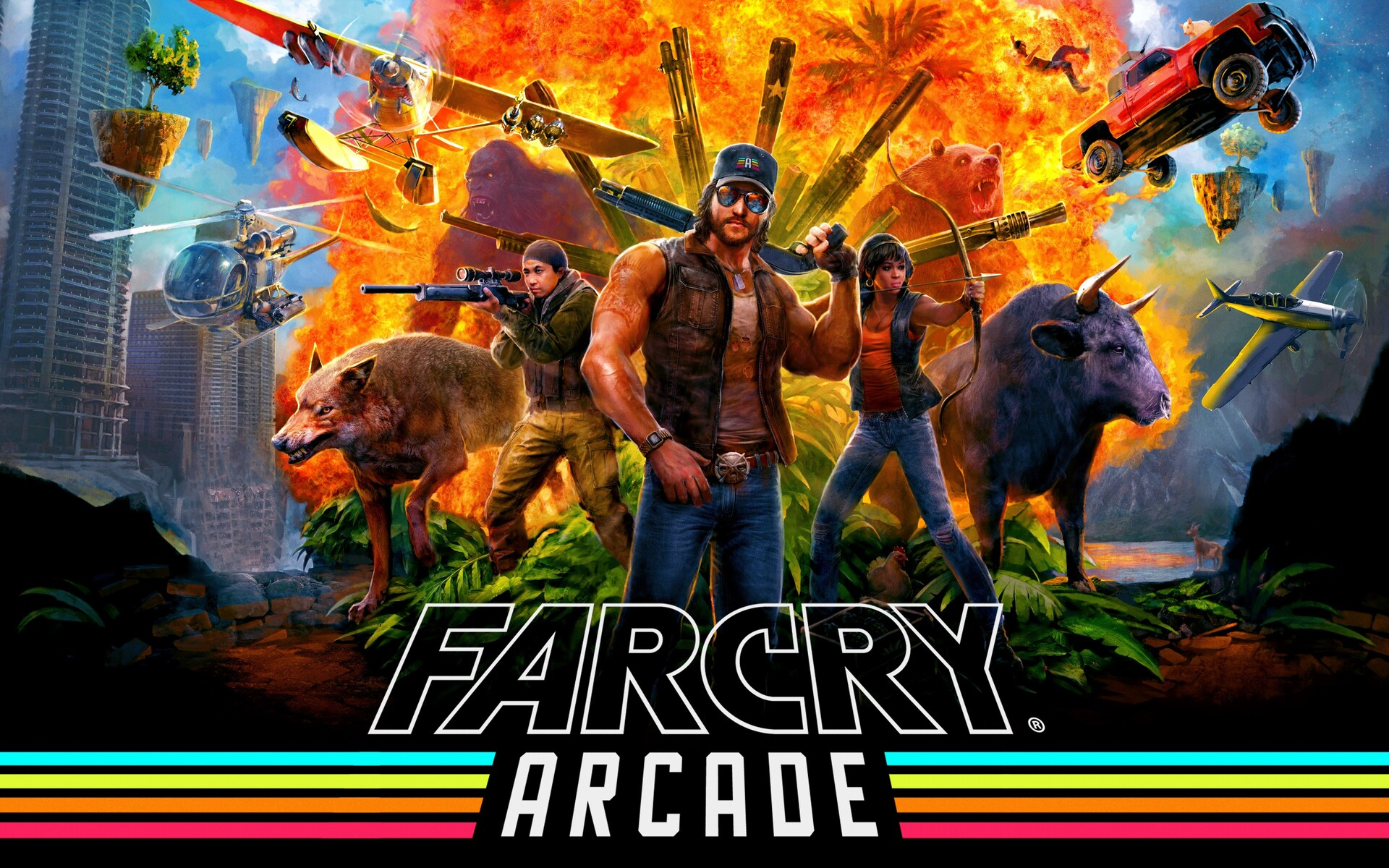 1920x1200 Far Cry 5 Arcade 2018 1080p Resolution Hd 4k Wallpapers