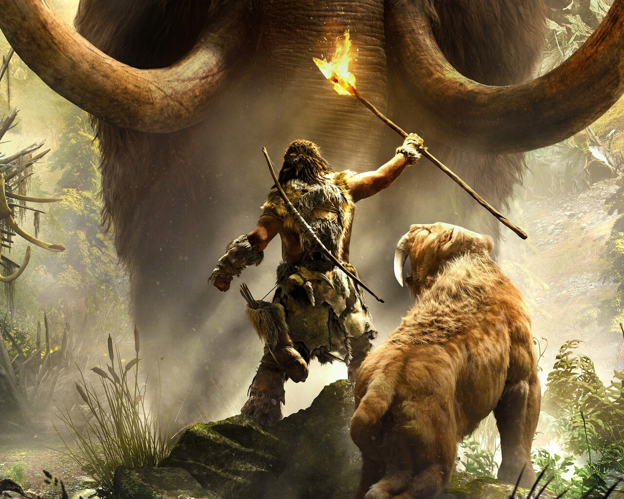 1280x1024 Far Cry Primal 1280x1024 Resolution HD 4k