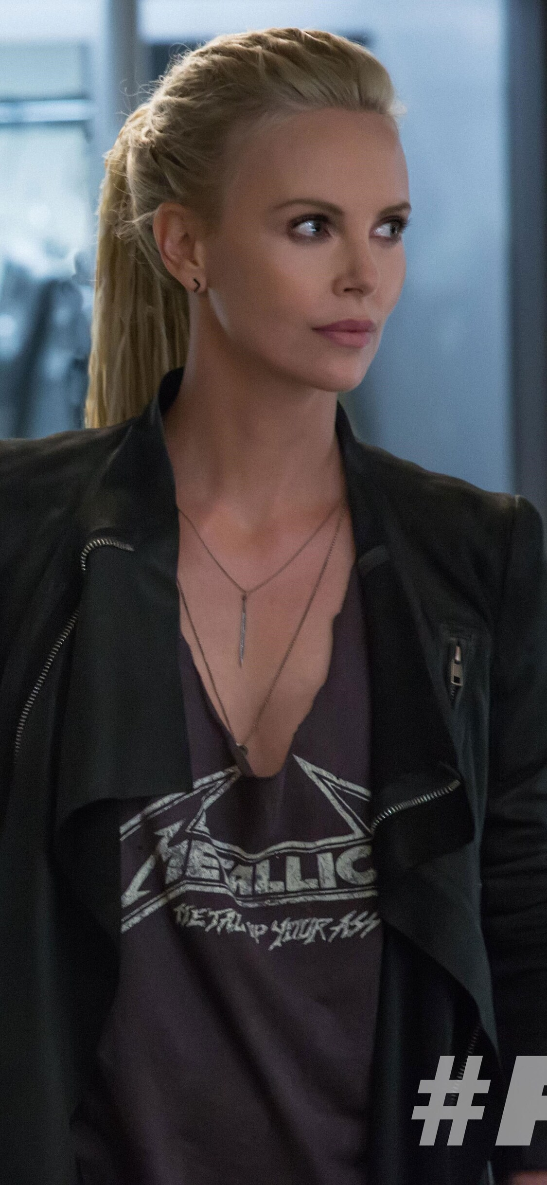 Fast 8 Charlize Theron Pic