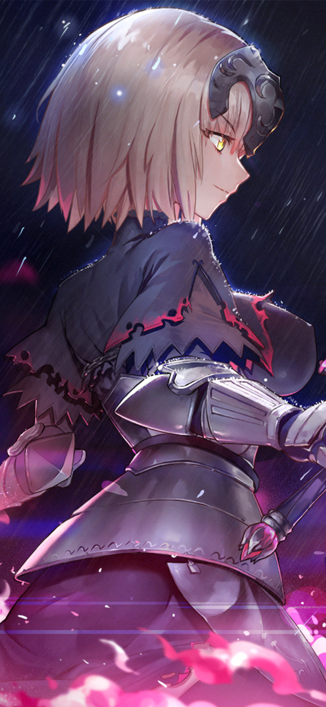 1242x2688 Fate Grand Order Anime Iphone Xs Max Hd 4k Wallpapers