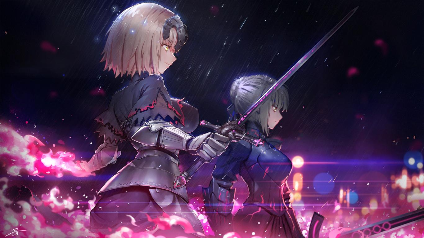 Fate Anime Wallpaper Hd Anime Wallpapers