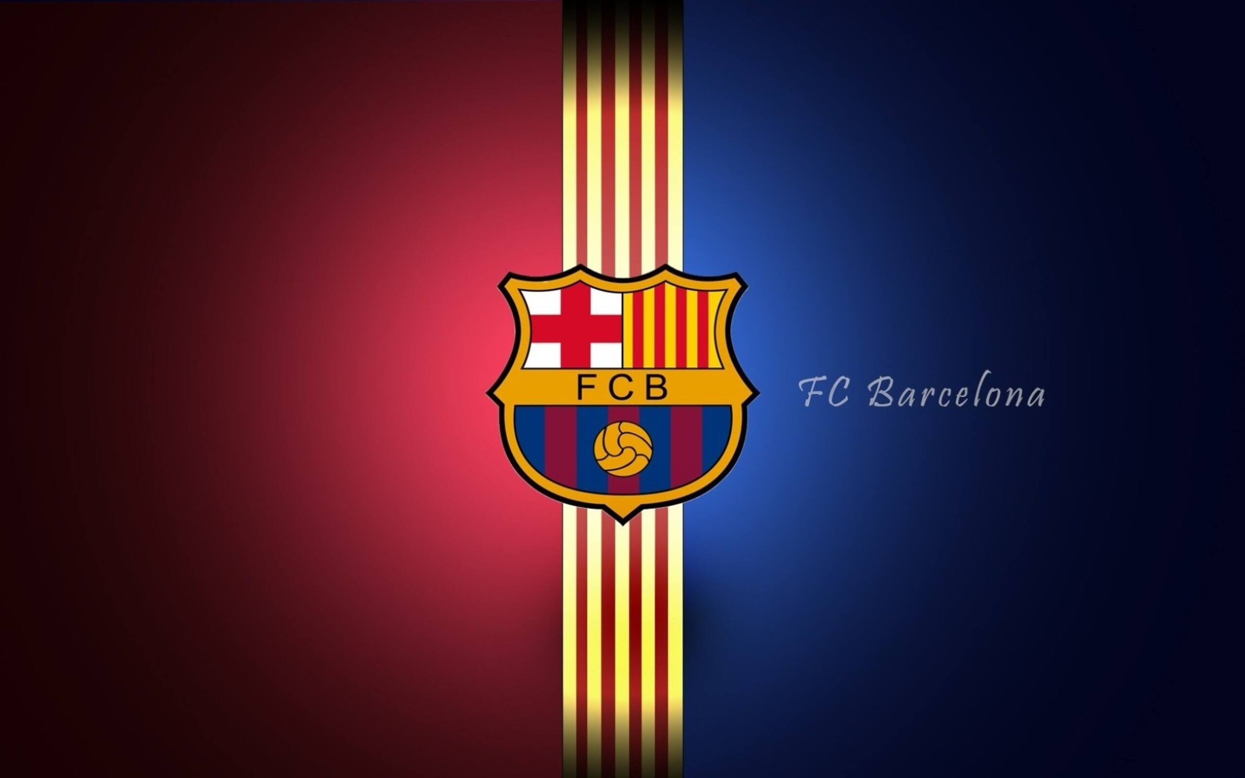 Fondos De Pantalla Del Fútbol Club Barcelona Wallpapers: 2560x1600 Fc Barcelona 2560x1600 Resolution HD 4k
