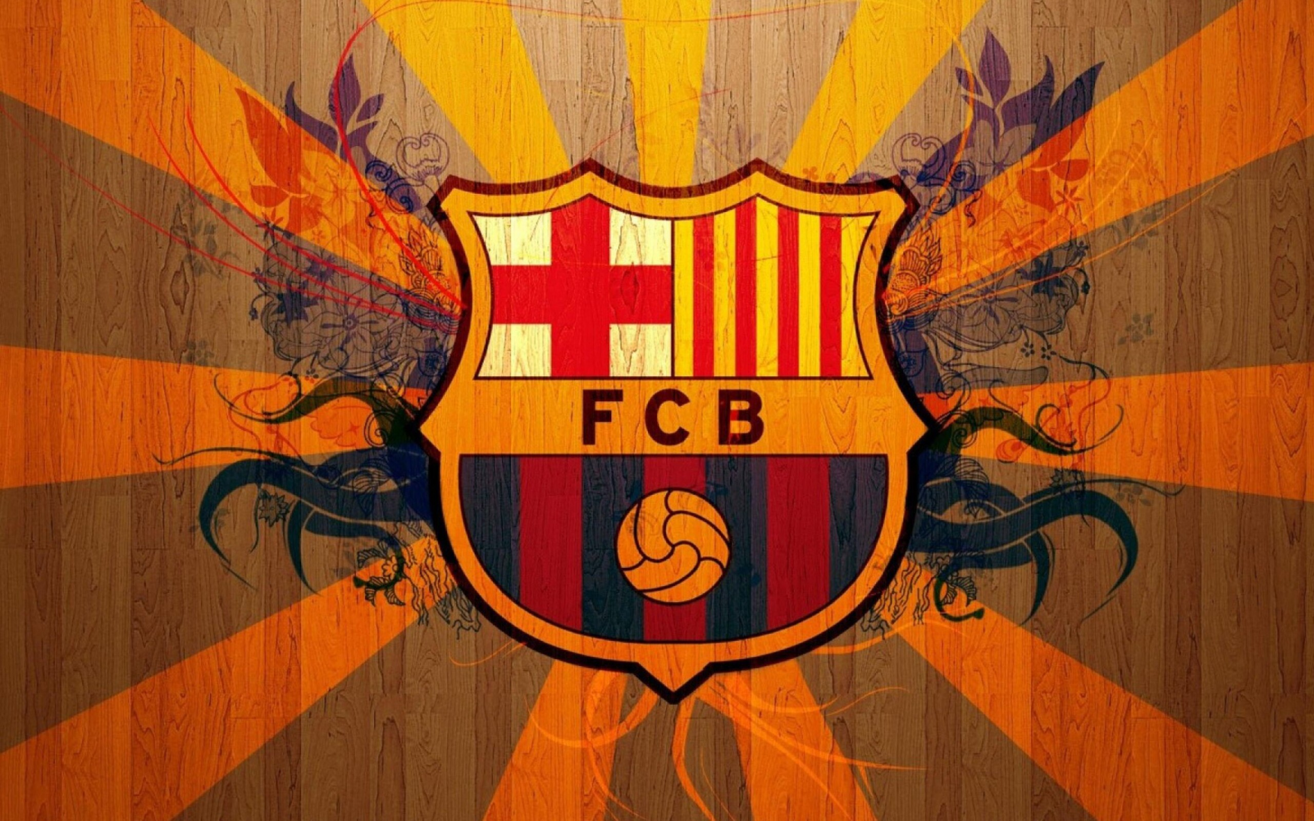 2560x1600 Fc Barcelona Logo 2560x1600 Resolution Hd 4k Wallpapers Images Backgrounds Photos And Pictures