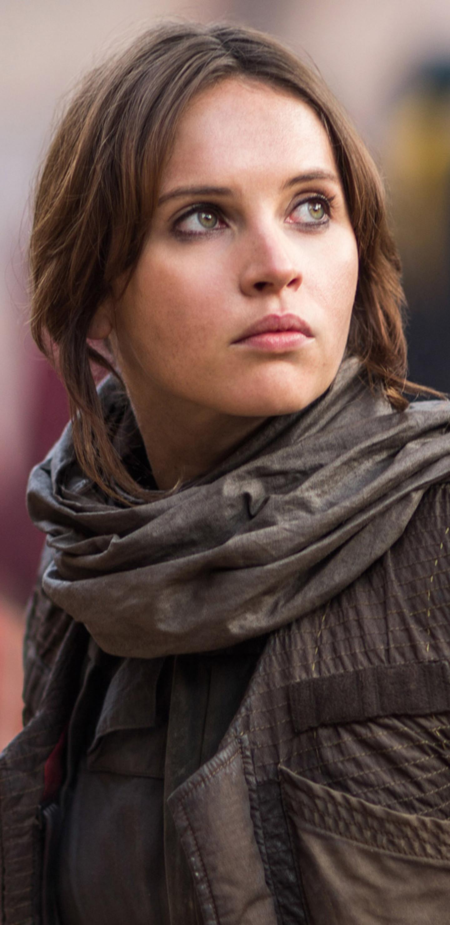 1440x2960 Felicity Jones As Jyn Erso In Rogue One Star Wars Samsung