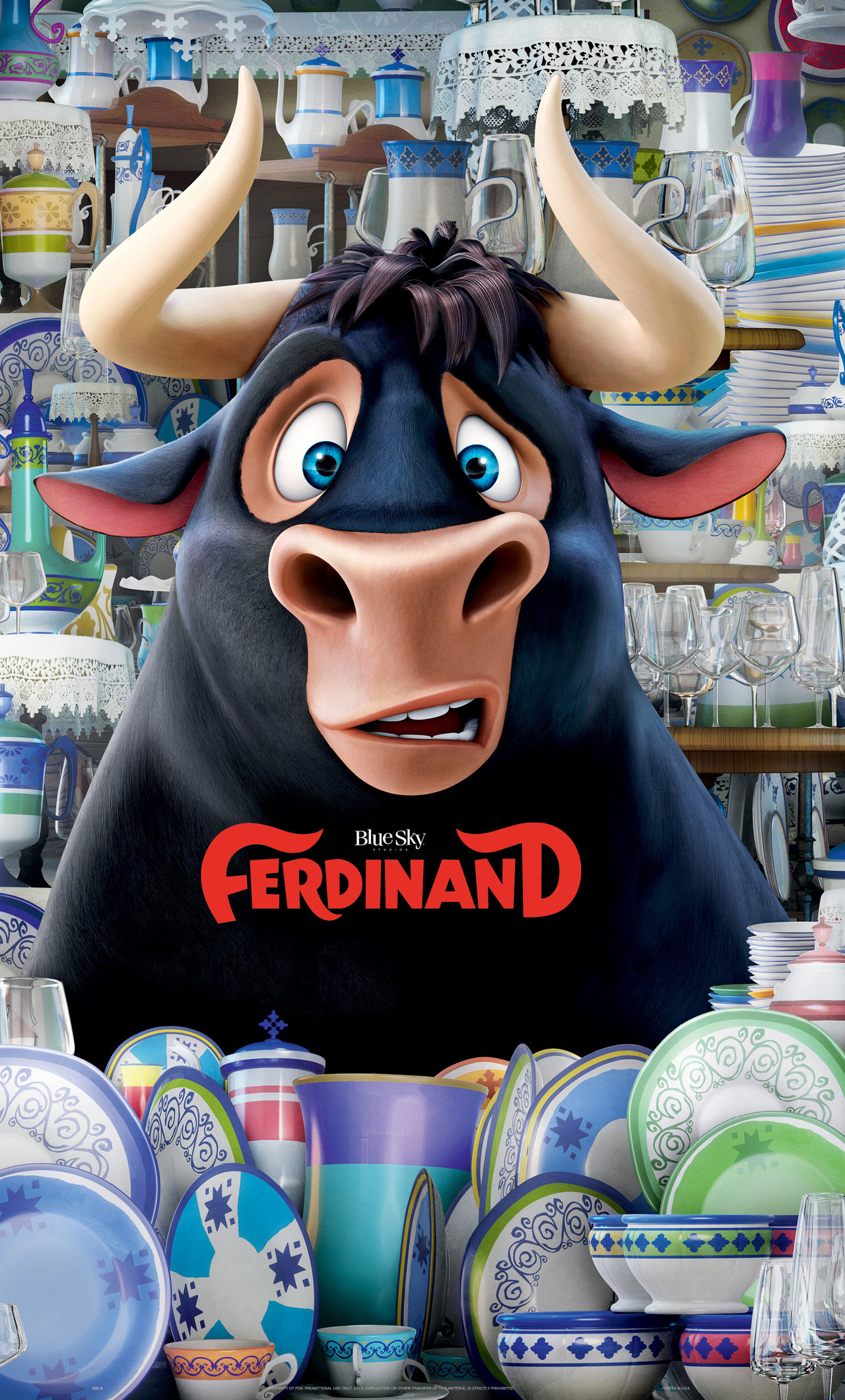 1280x2120 Ferdinand 2017 IPhone 6 HD 4k Wallpapers Images