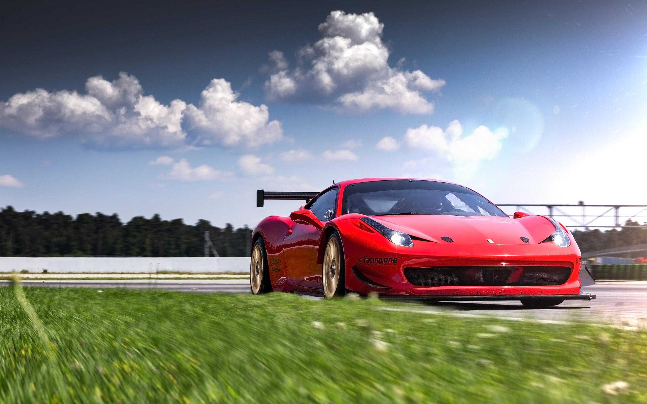 2560x1600 Ferrari 458 Sports Racing 2560x1600 Resolution Hd 4k