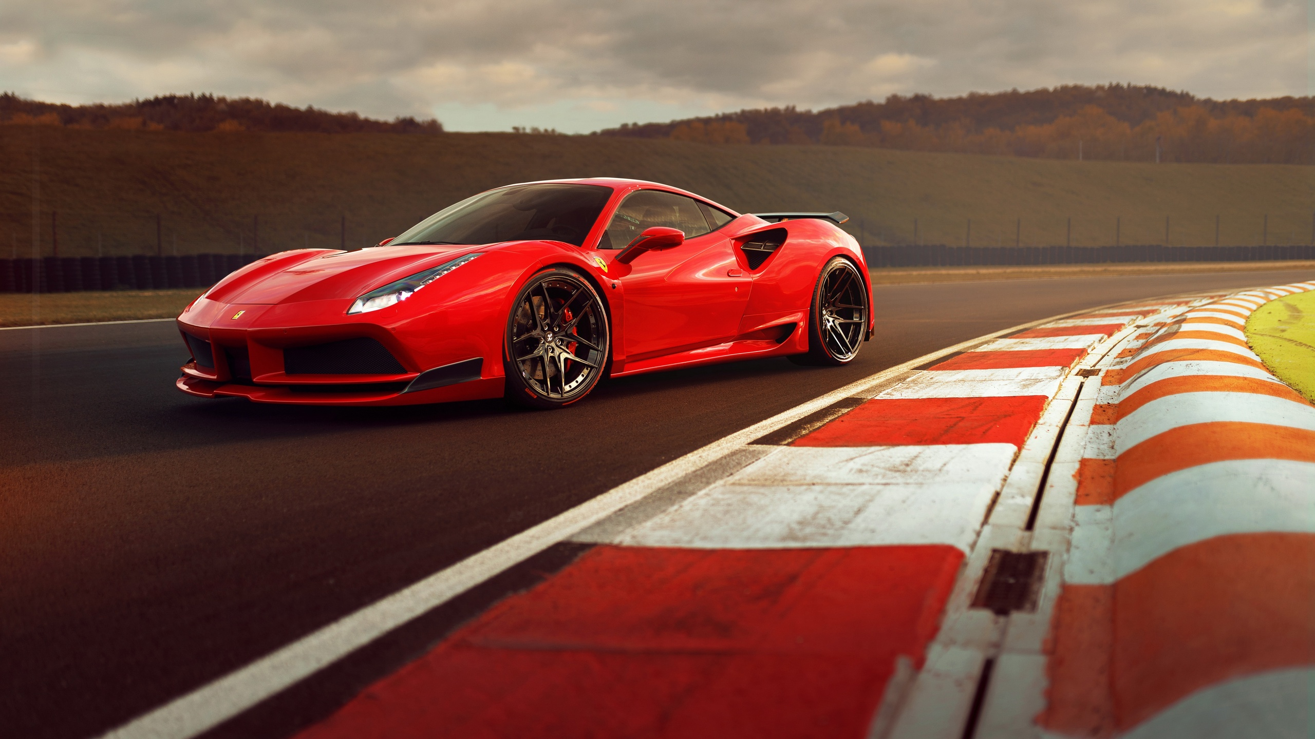 2560x1440 Ferrari 488 Gtb 4k 1440P Resolution HD 4k ...
