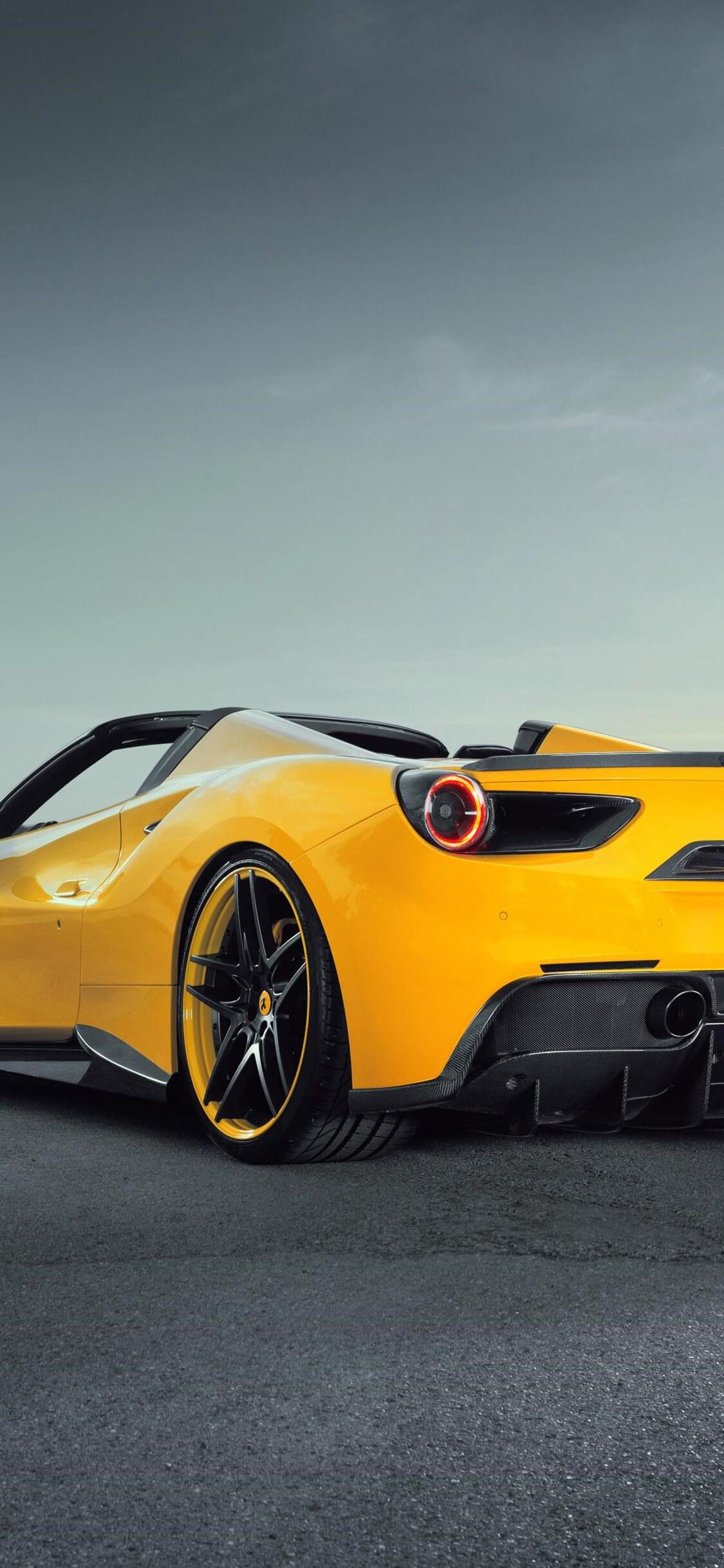 Get Ferrari Wallpaper 4K Iphone Pics