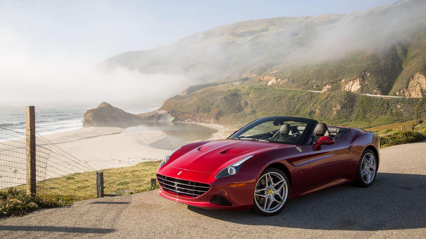 1366x768 Ferrari California 4k 1366x768 Resolution HD 4k ...