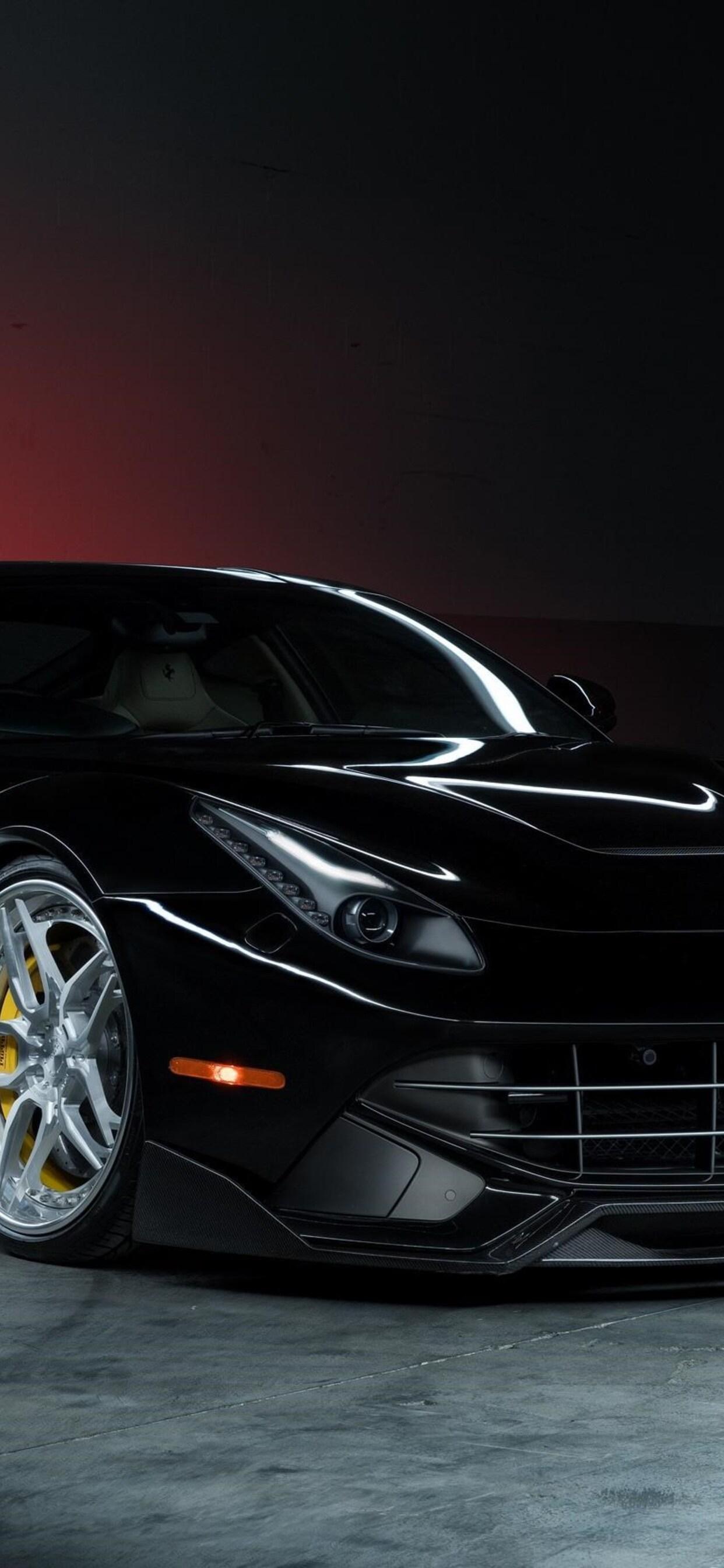 1242x2688 Ferrari F12 Berlinetta Iphone Xs Max Hd 4k Wallpapers