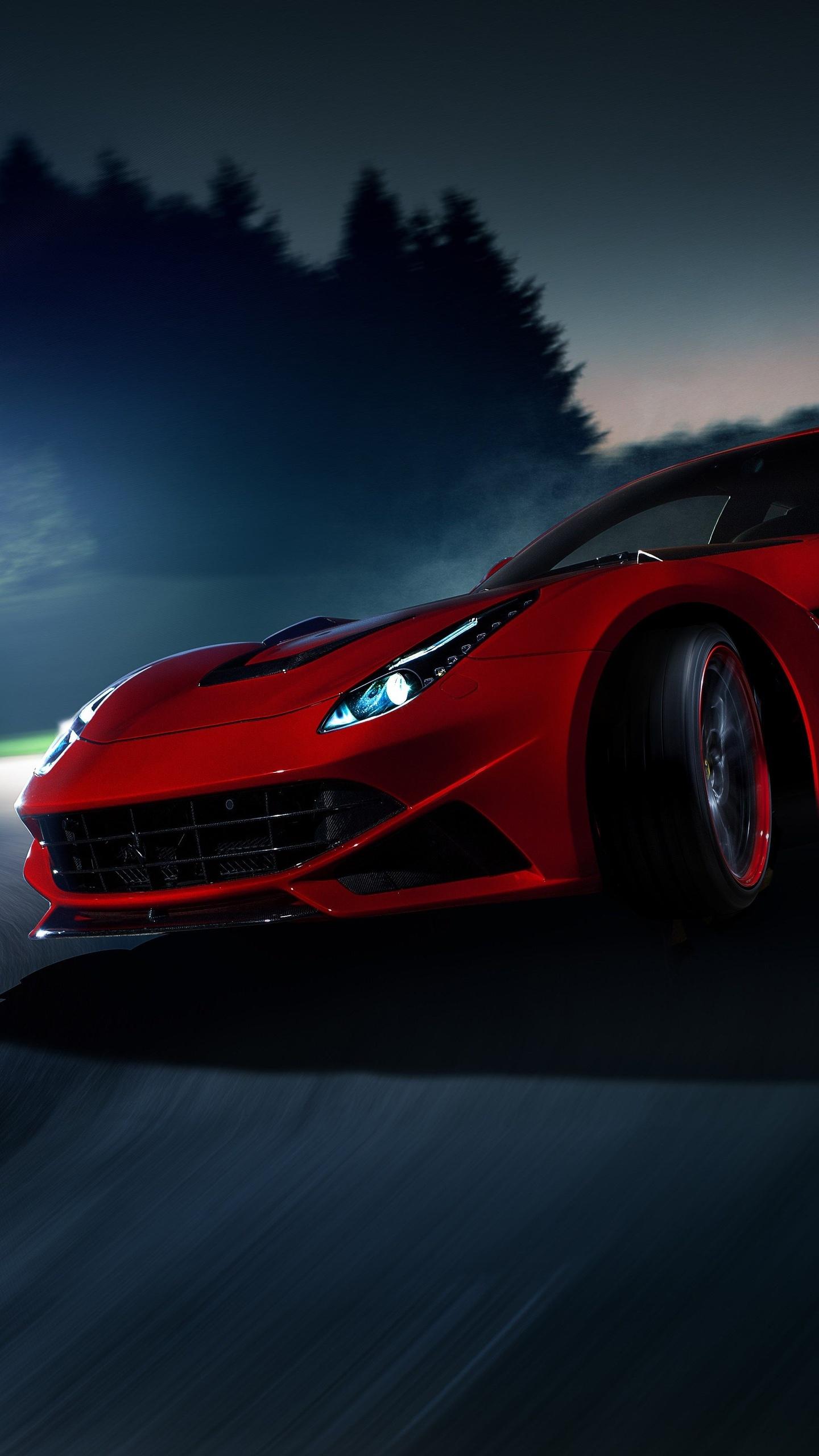 24+ Ferrari F12 Tdf Wallpaper Black  Gif