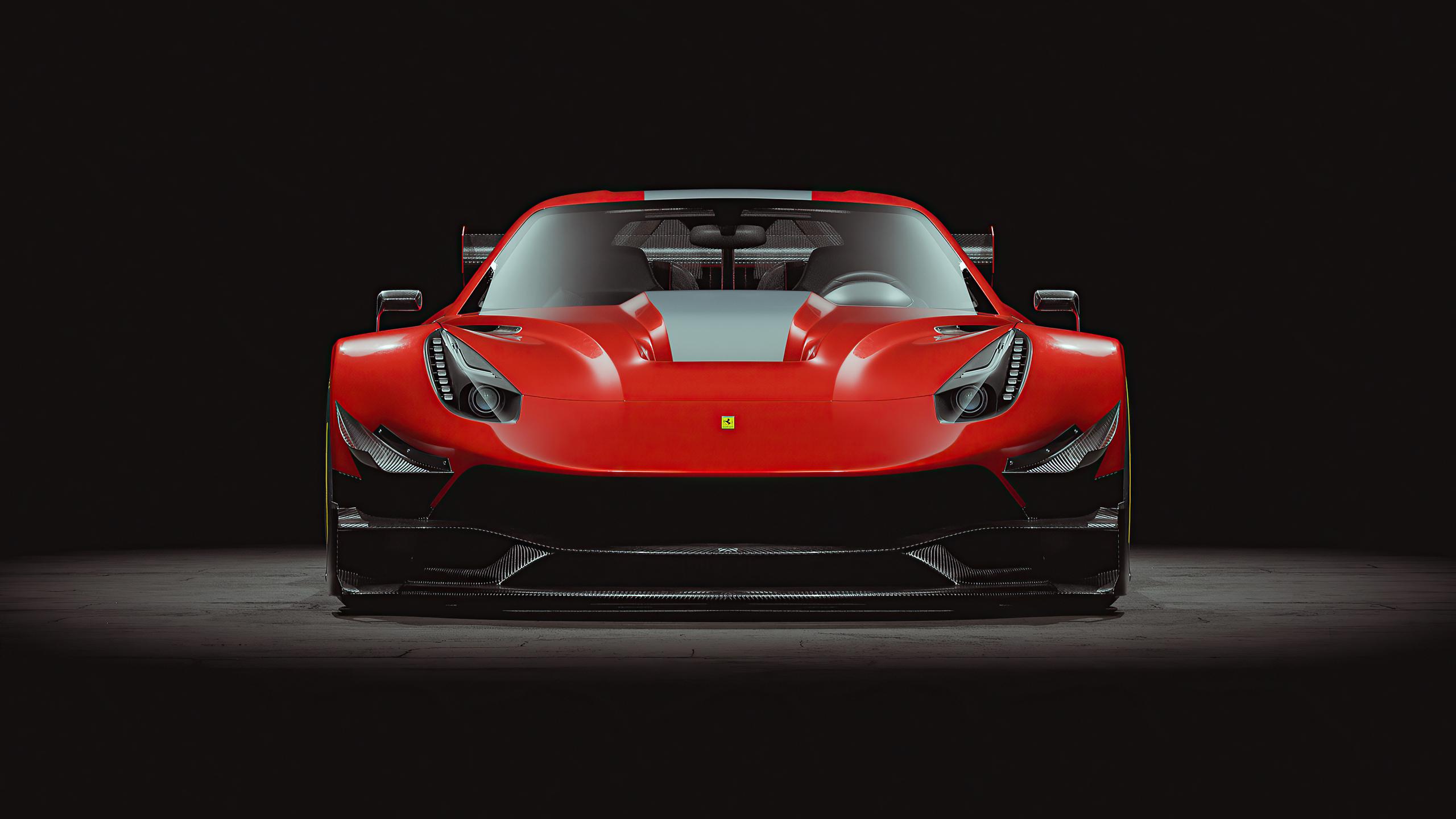 Get Ferrari 2560X1440 Wallpaper  Pictures