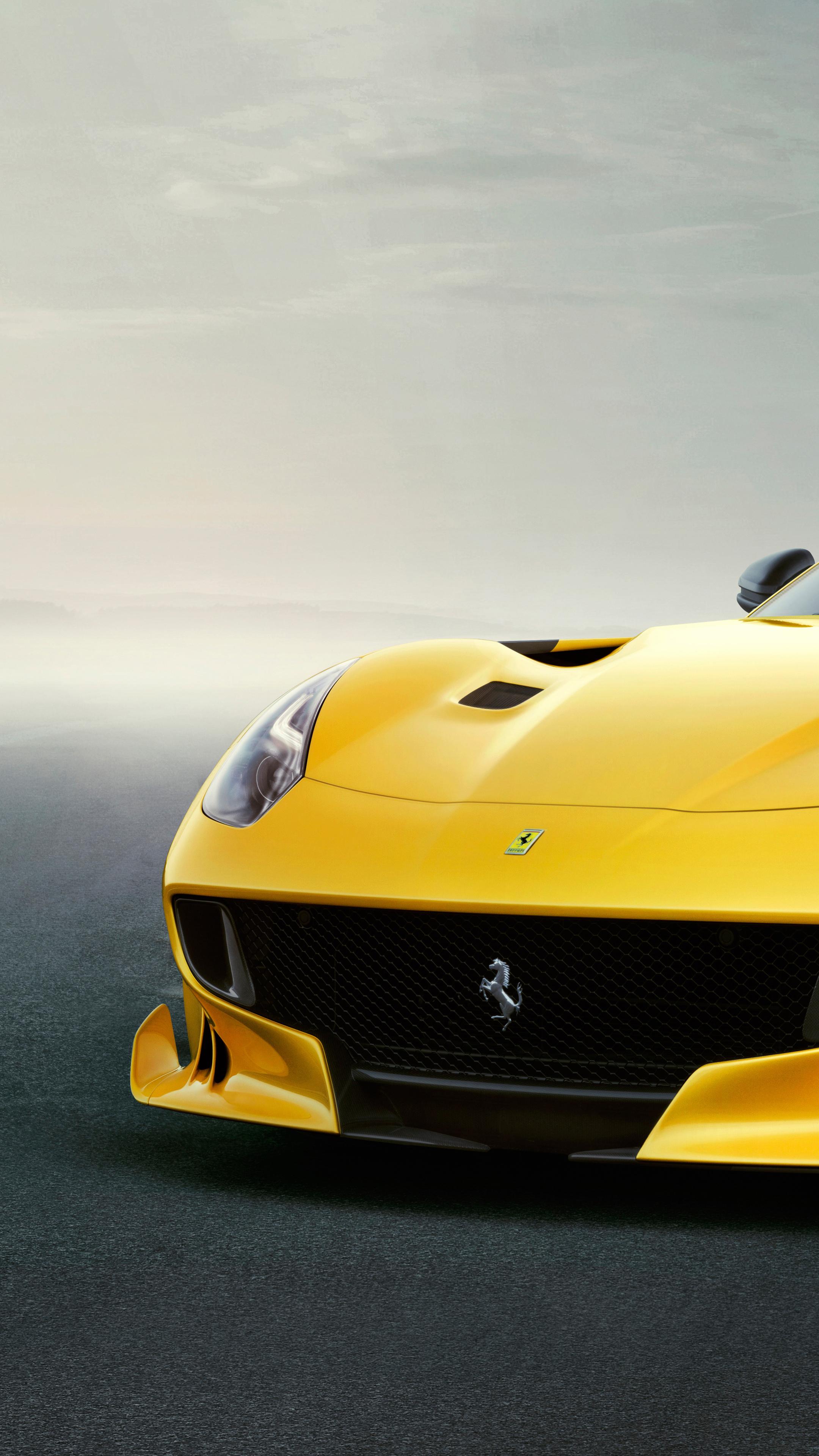2160x3840 Ferrari F12tdf 8k Sony Xperia X,XZ,Z5 Premium HD ...