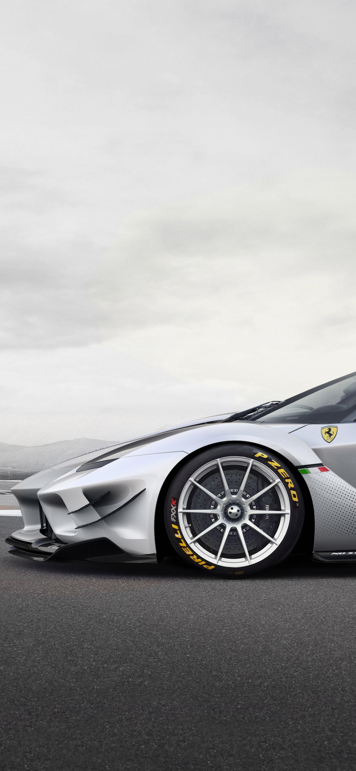 Ferrari Fxx K Evo  K Iphone Xs Max