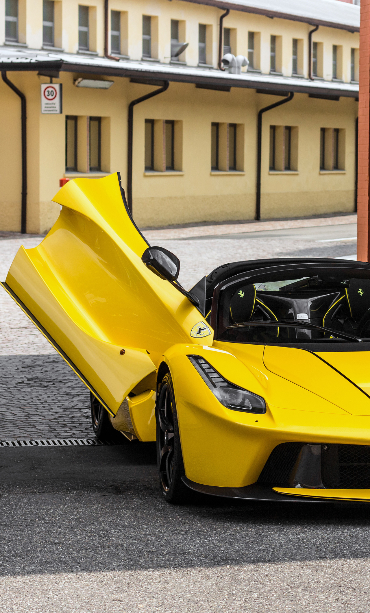1280x2120 ferrari laferrari aperta iphone 6 hd 4k