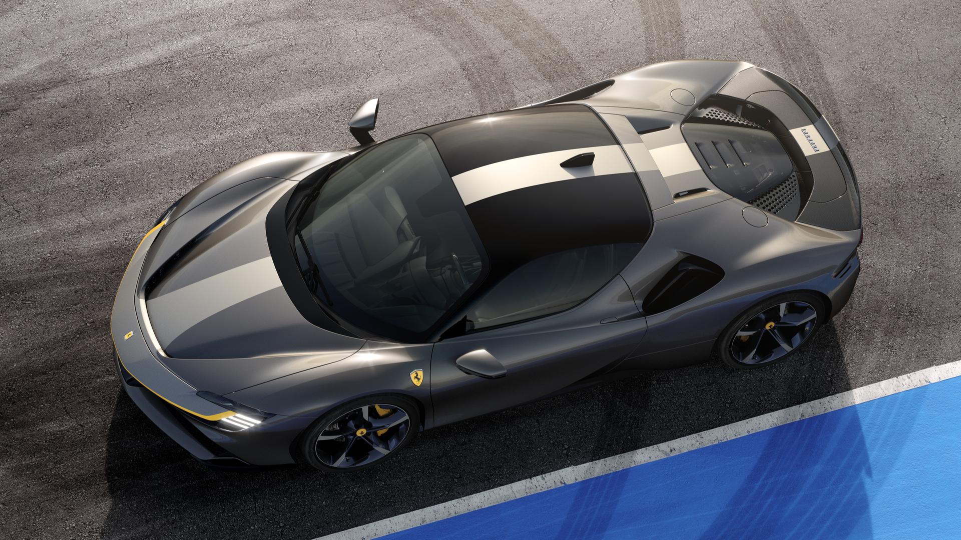 1920x1080 Ferrari SF90 Stradale Assetto Fiorano 2019 ...
